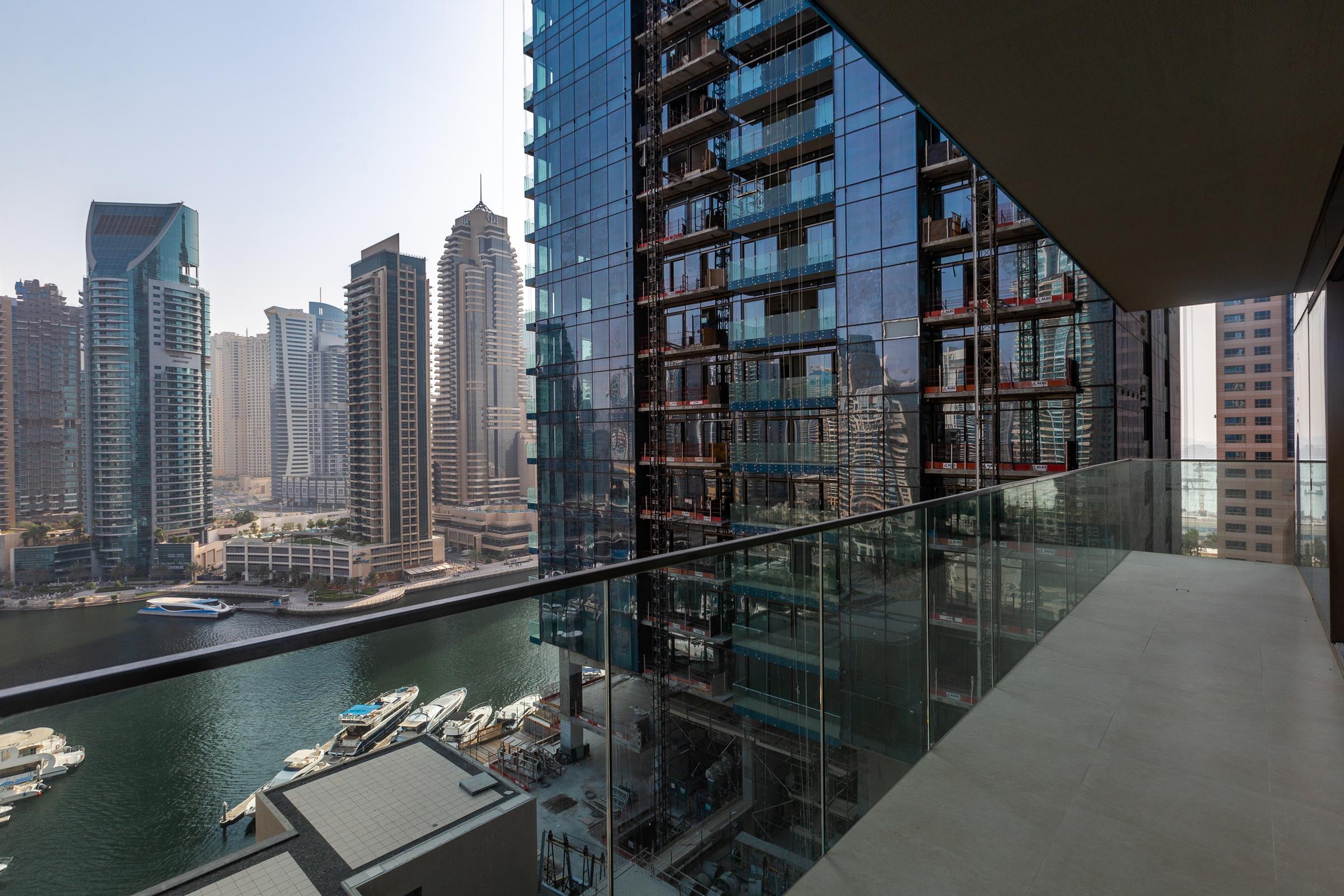 Brand New Marina View 3 Bedroom Apartment
