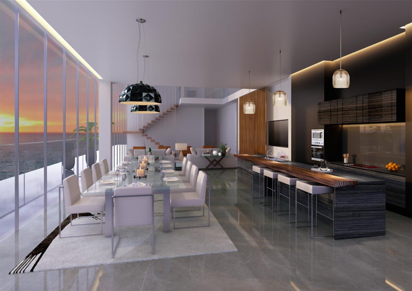 Luxury 2 Bed Beachfront Living in 1/JBR