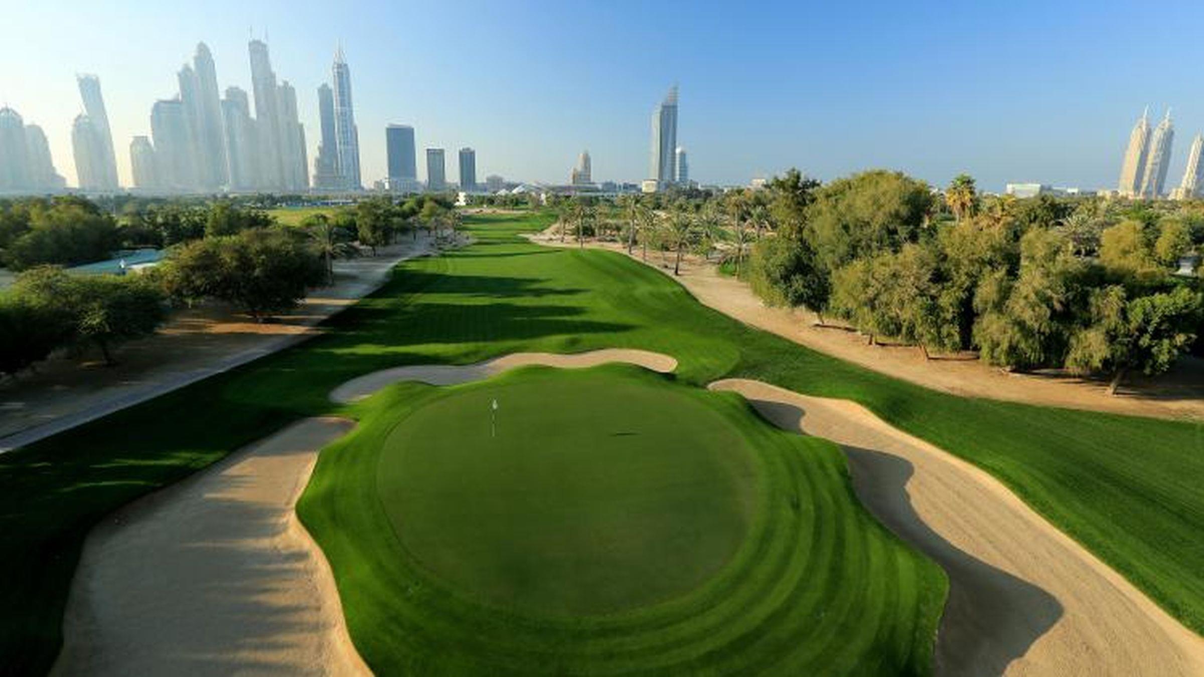 Dubai Hills Golf View Exquisite Mega Plot