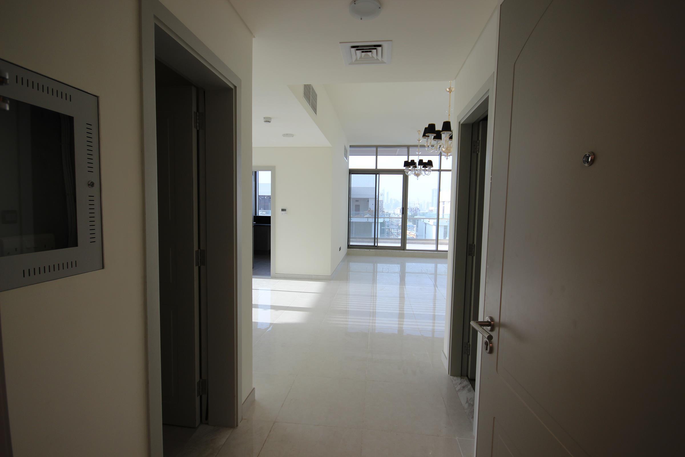Ready 1 Bedroom in Polo Residences Meydan