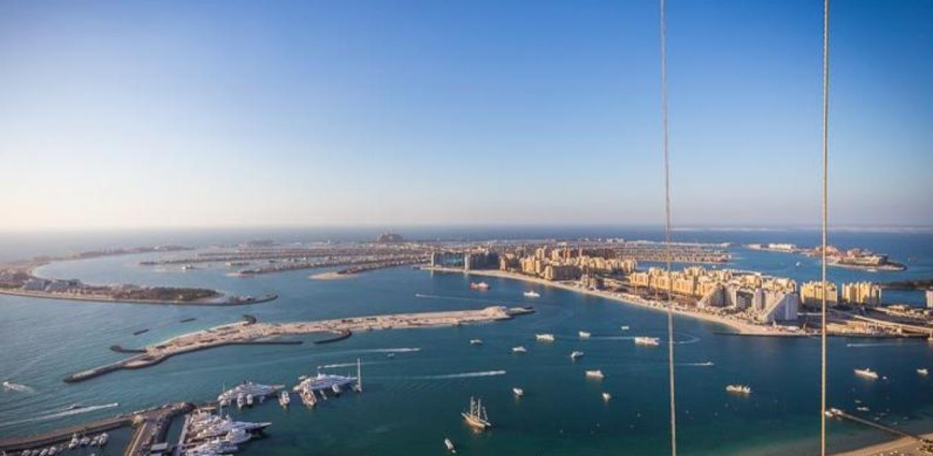 Great Investment 2 BR Apt in DAMAC Heights Marina
