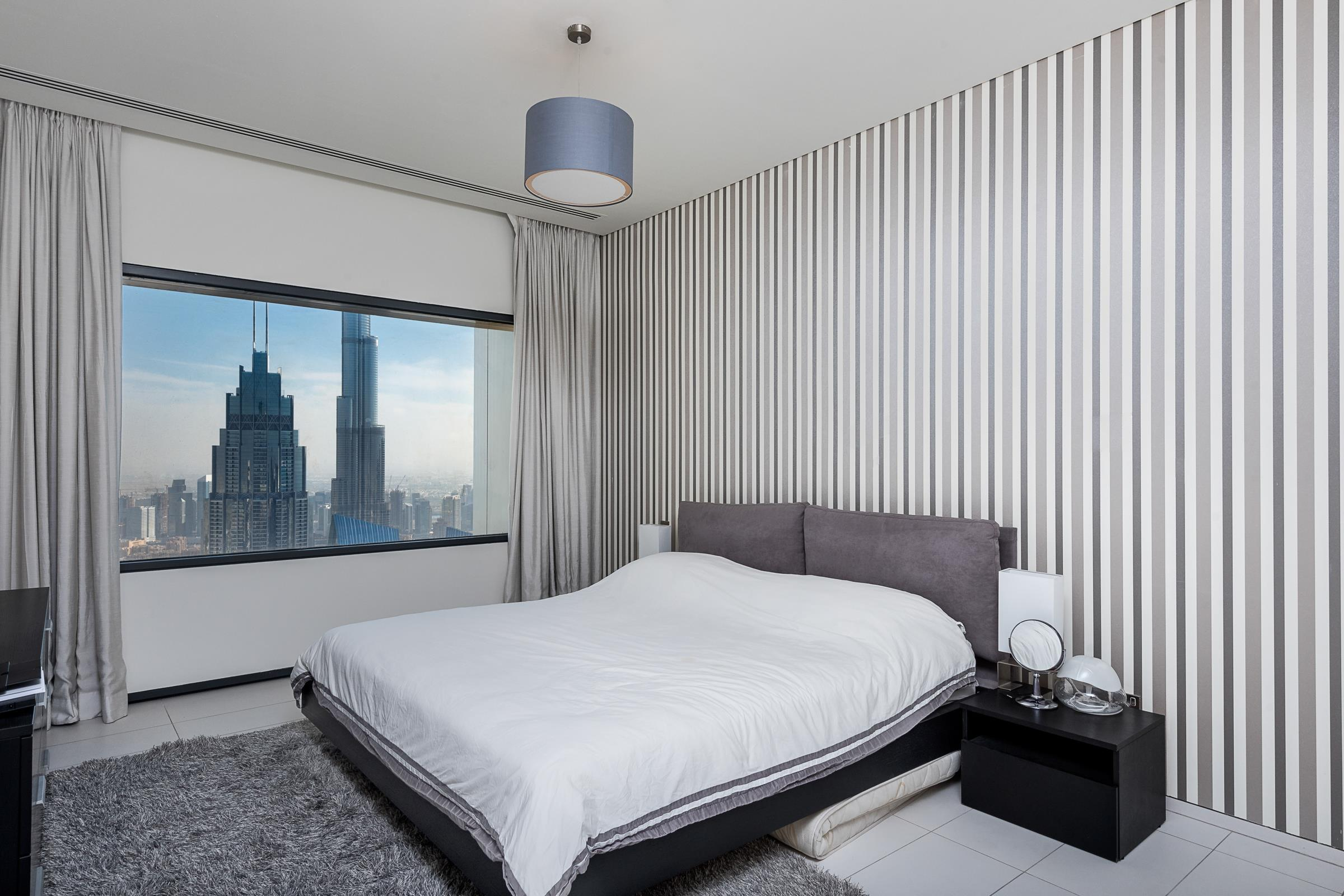 Two Bed with Burj Khalifa View on High Floor