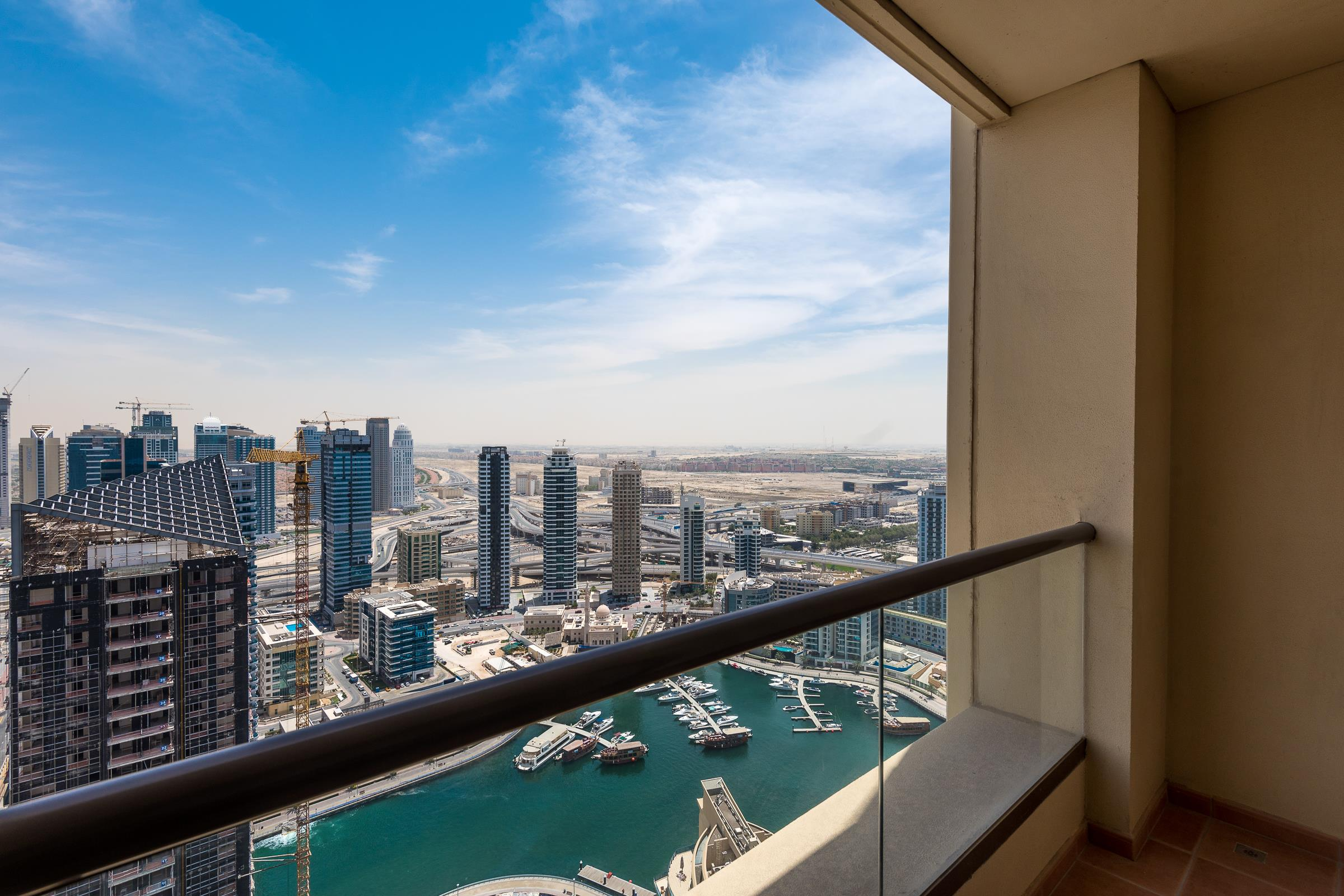 JBR High Floor with Partial Marina Views
