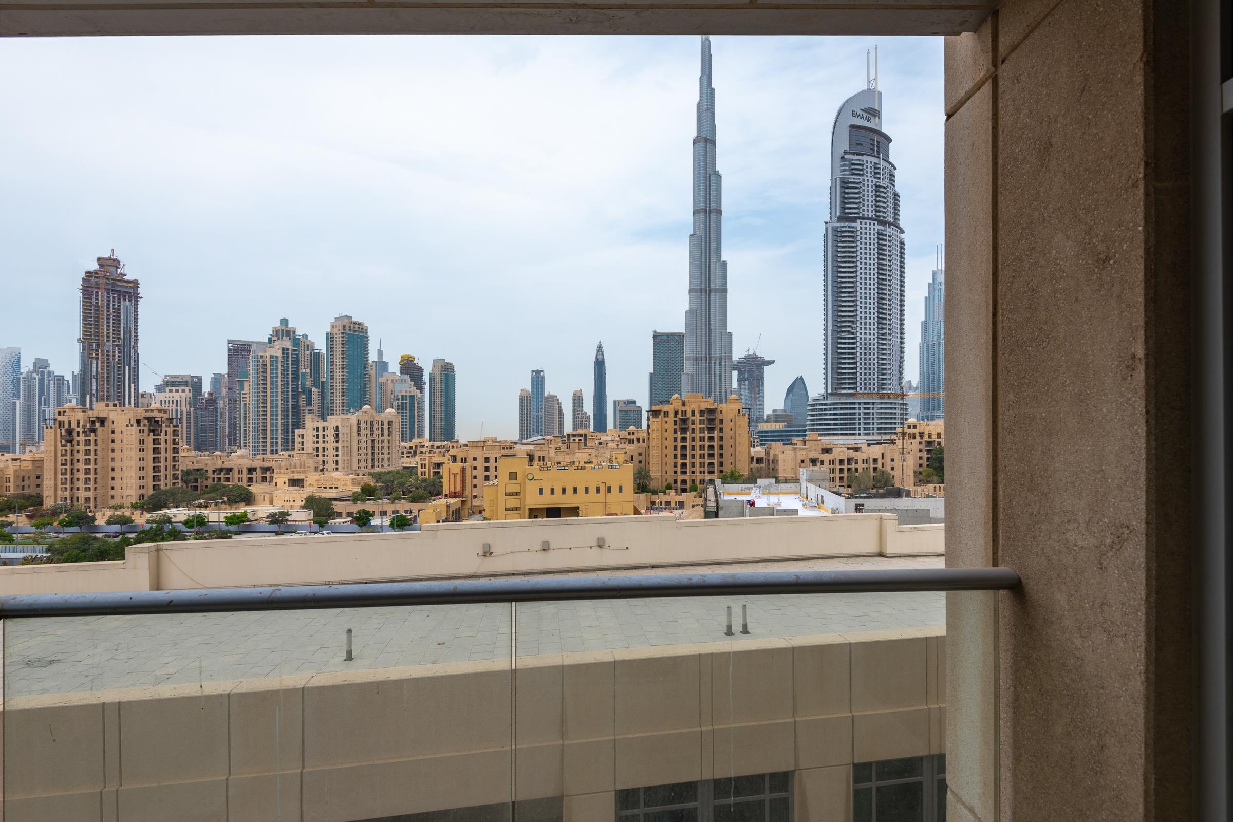 Ready To Move In - Stunning Burj Khalifa View