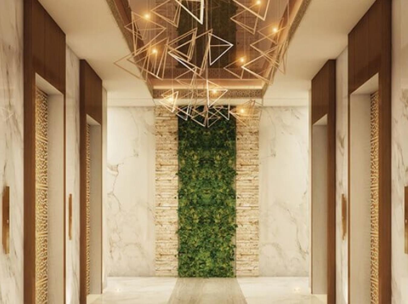 Exquisite 3 BR Apartment with Impressive BLVD View
