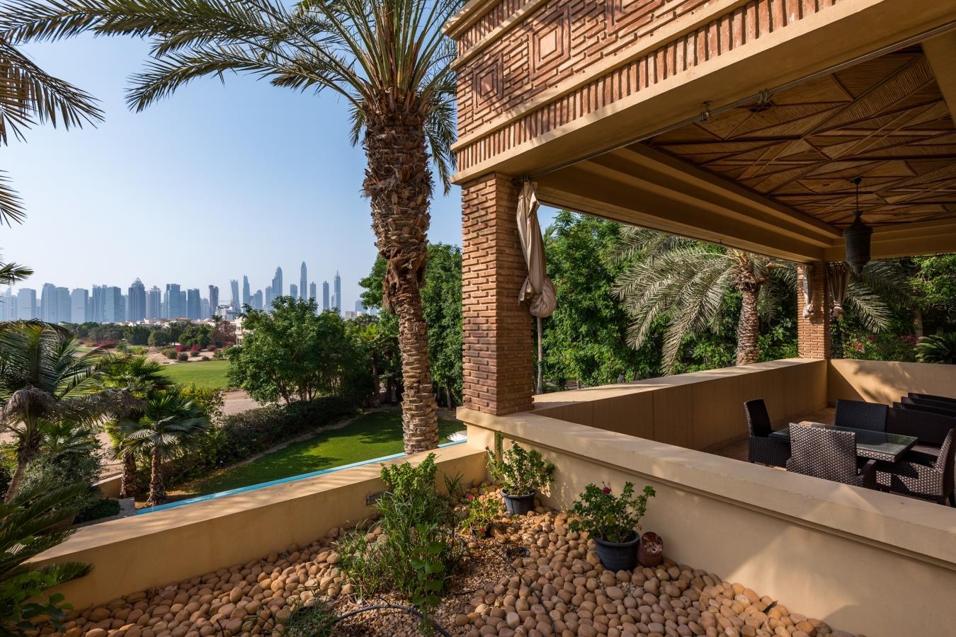 Moroccan French Inspired Bespoke Villa