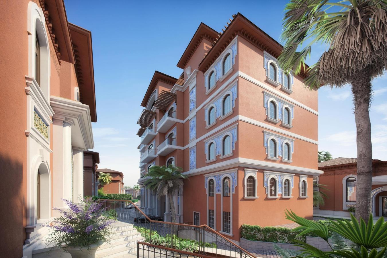 Contemporary or Classic Apartment Palm Jumeirah