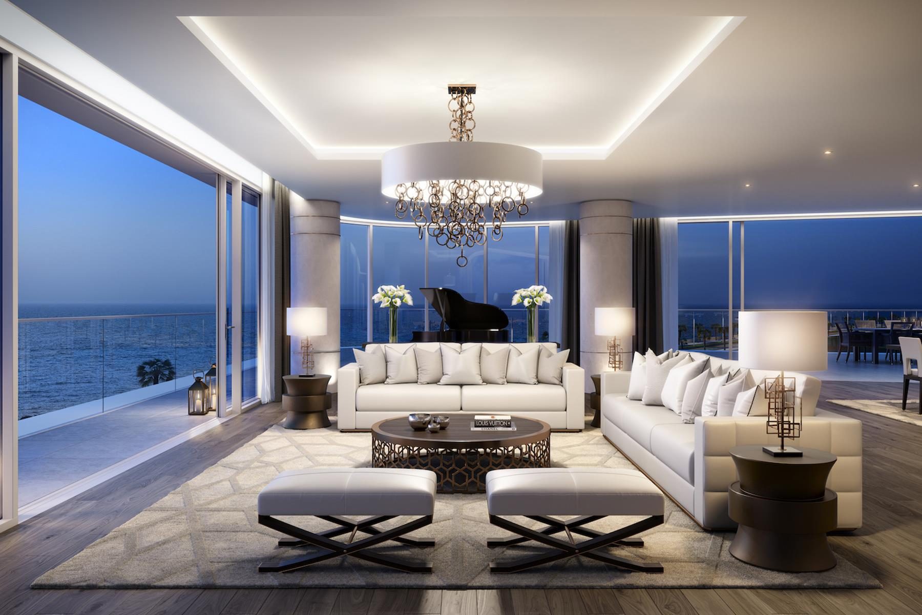 Alef Residence Facing the Gulf Mansion 6