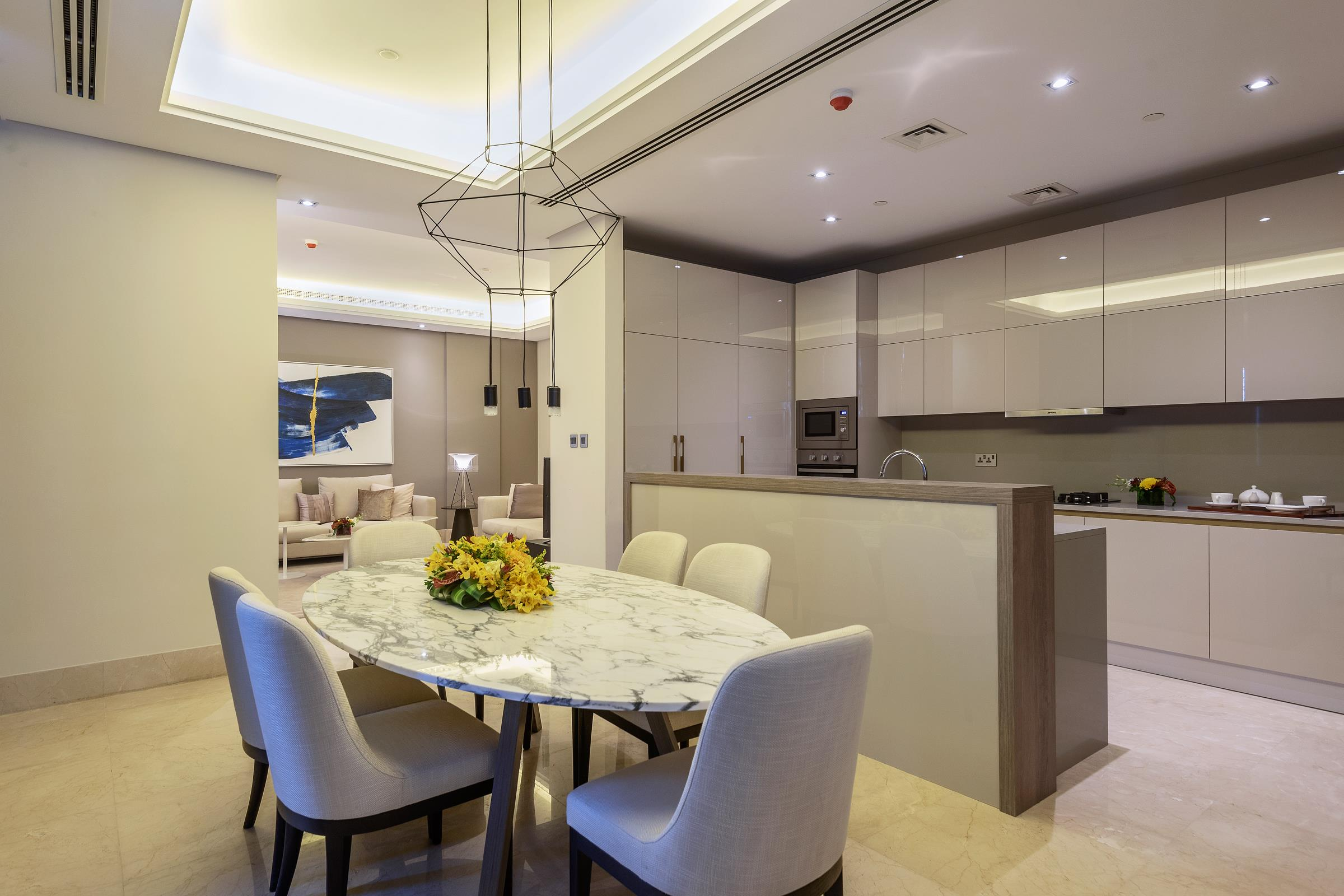 waterfront townhouse on the palm jumeirah gulf sotheby s