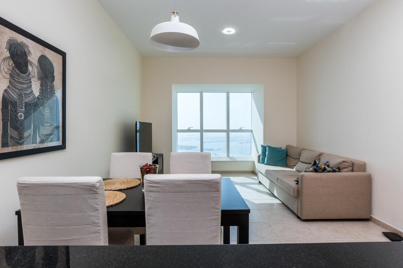 Large One Bedroom with Full Sea View