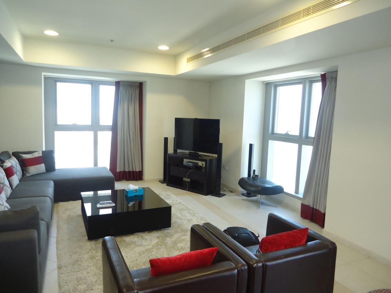 3BR High Floor Vacant Apartment Princess