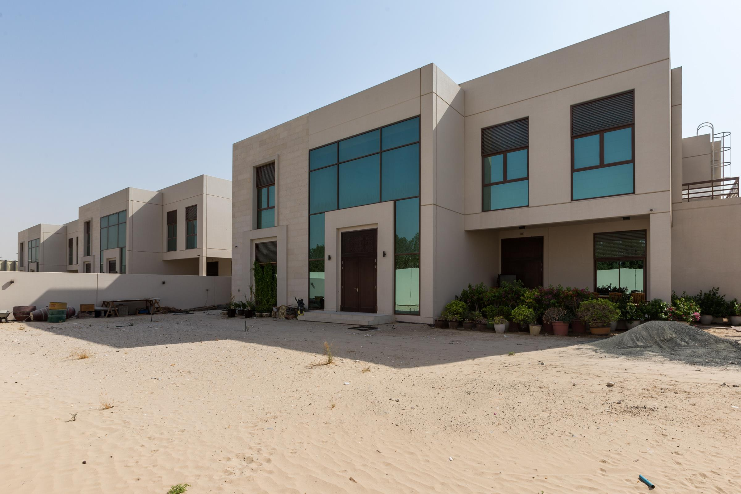 Spacious A Type Villa | Ready to Move In