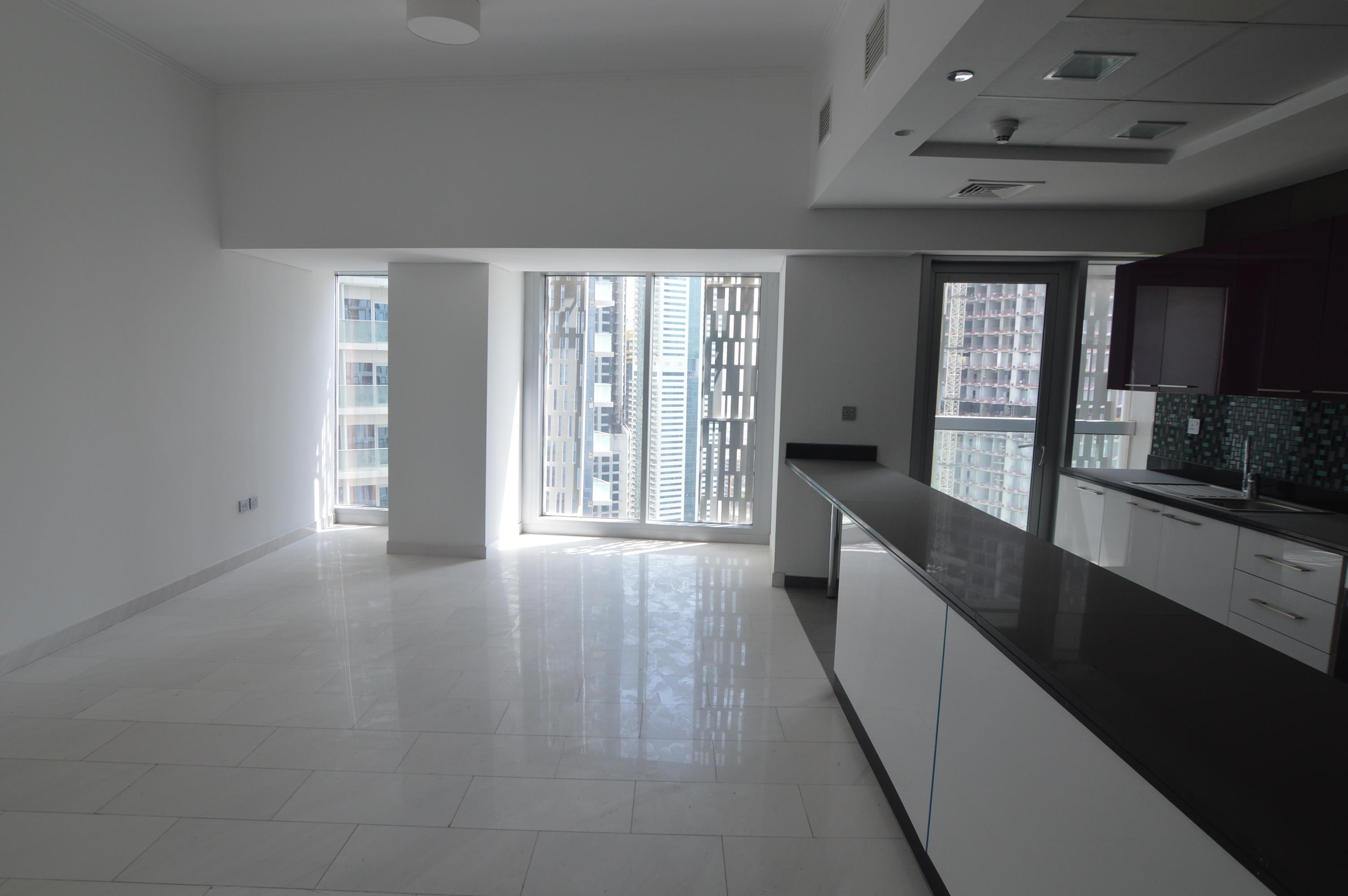 Cayan Tower | High Floor | Unfurnished