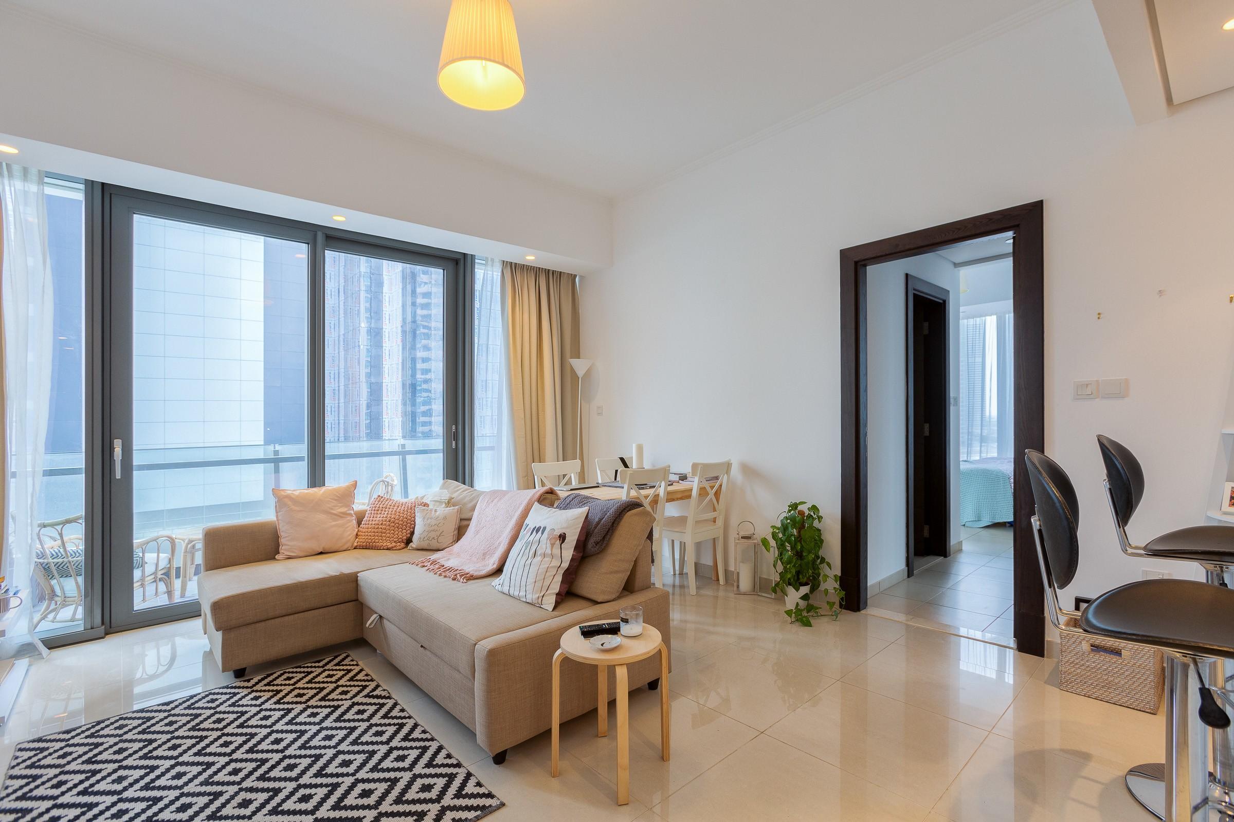 Silverene | One Bed | Low Floor | Balcony