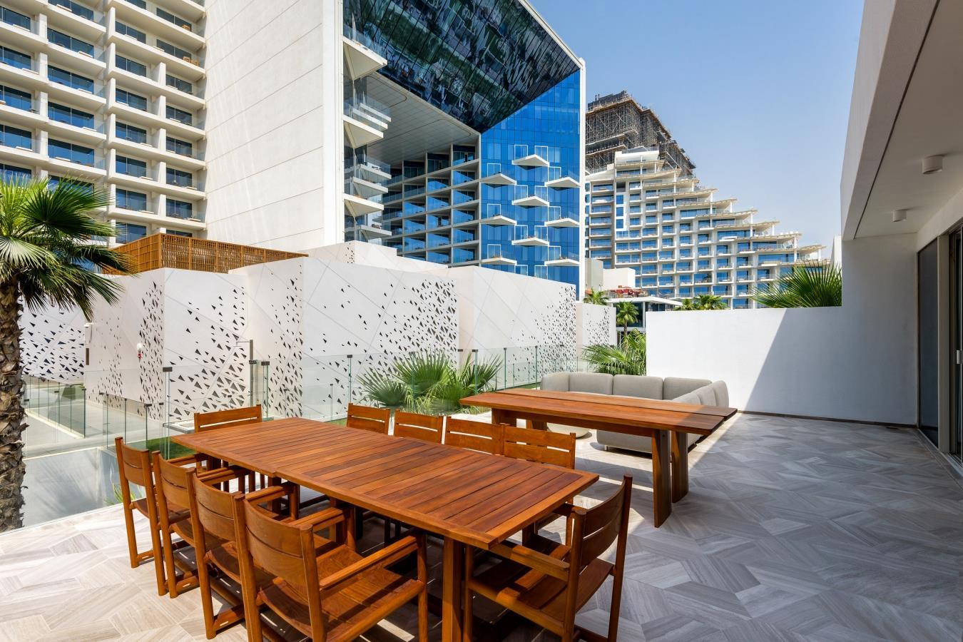 Luxury Hotel Living Private Beach Villa