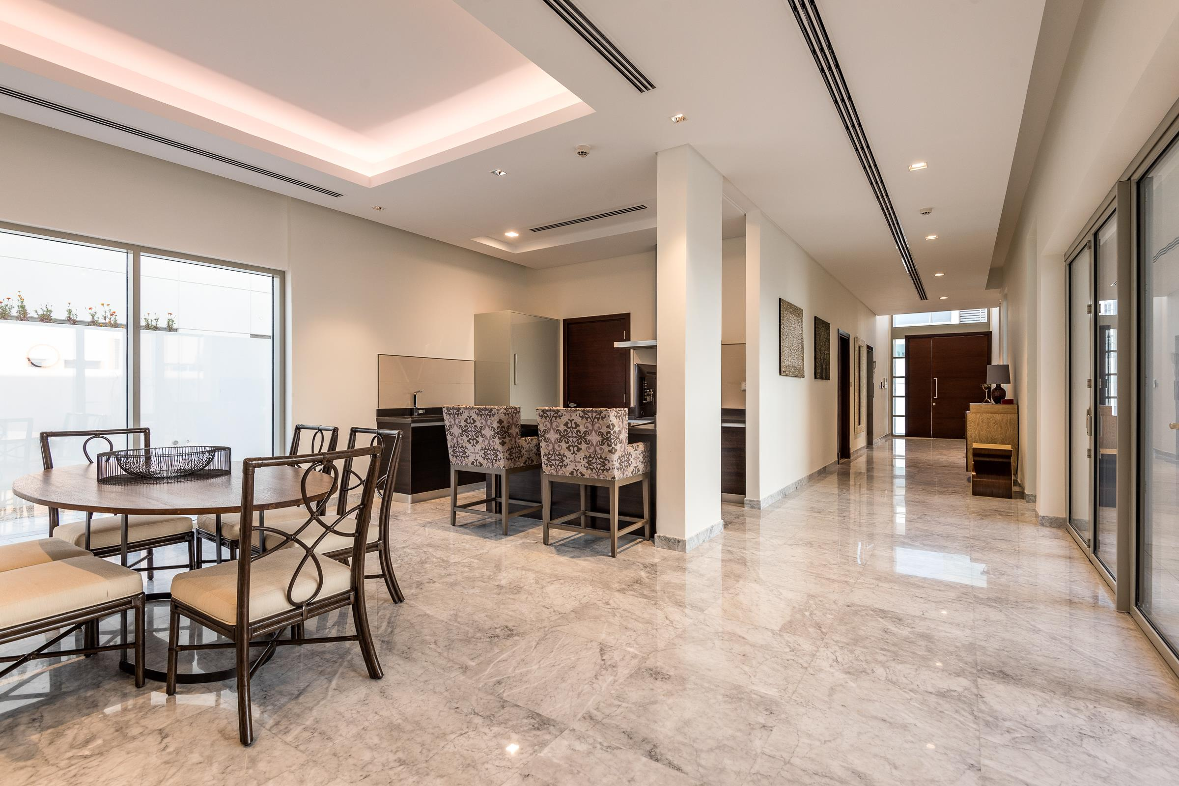 Vacant Fully Furnished 5 Bed Type B with Elevator