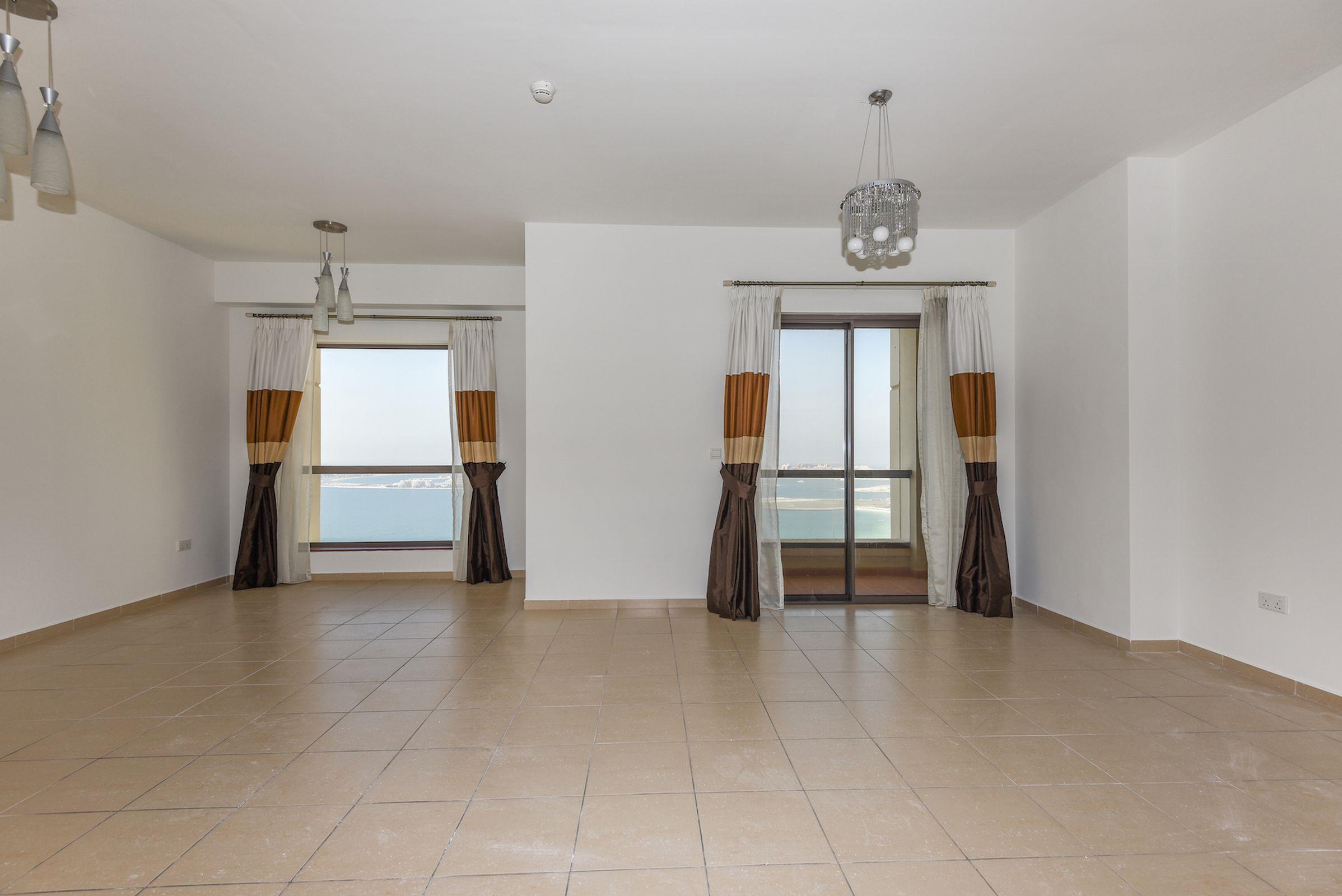 Full Sea View 3 Bedroom Plus Maid-Rimal