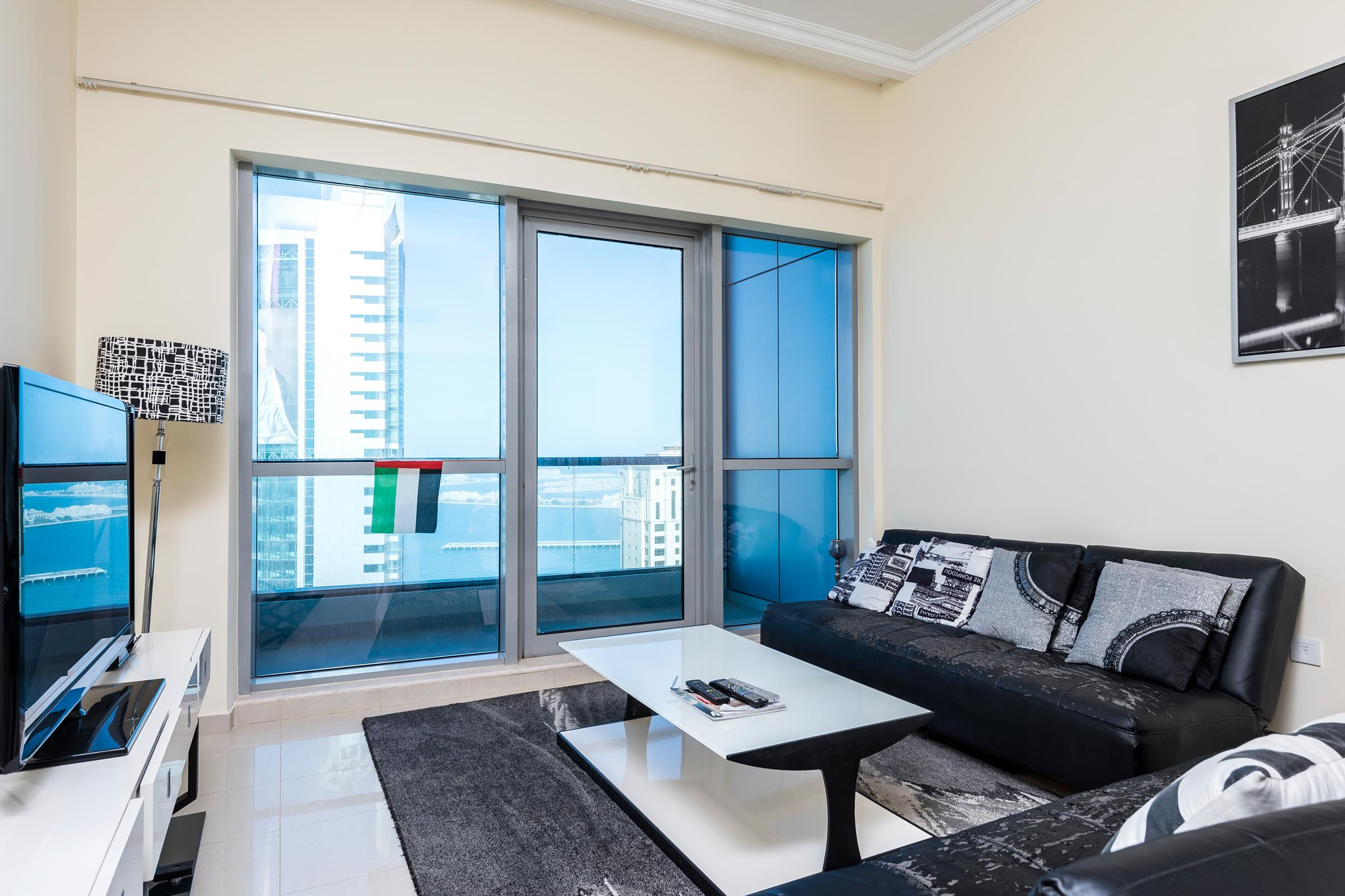 Bay Central Tower Two Bed Full Sea Views