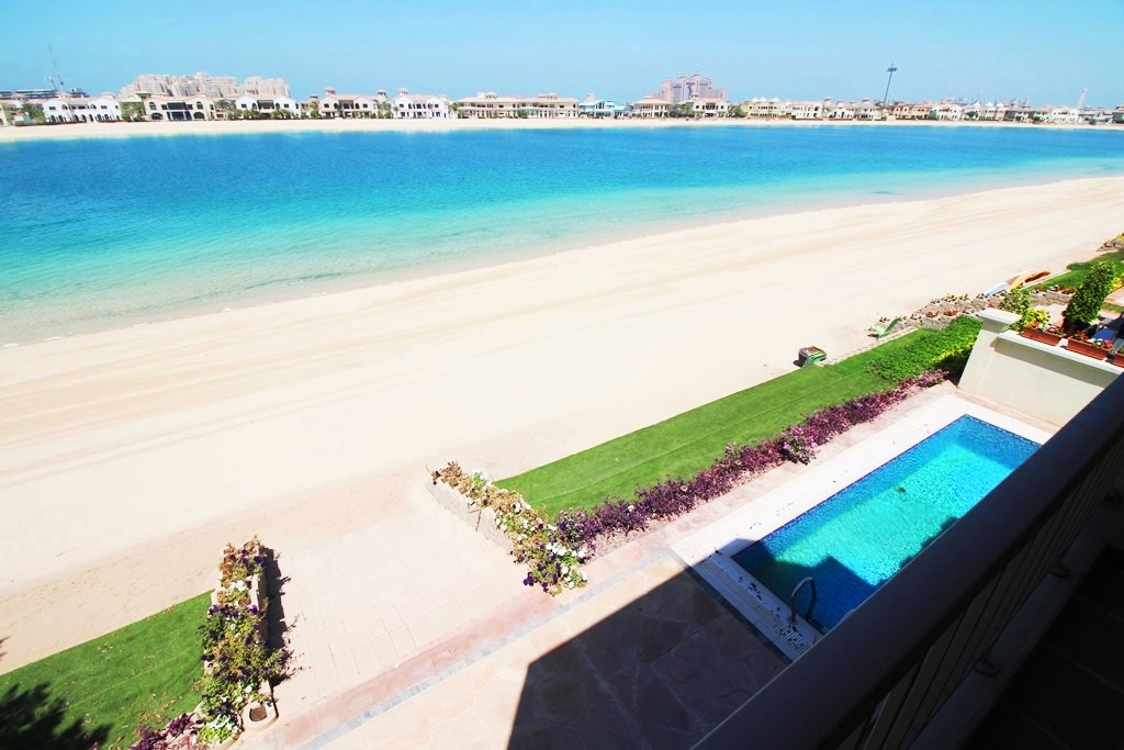 Garden Home Villa | Atlantis and Sea View