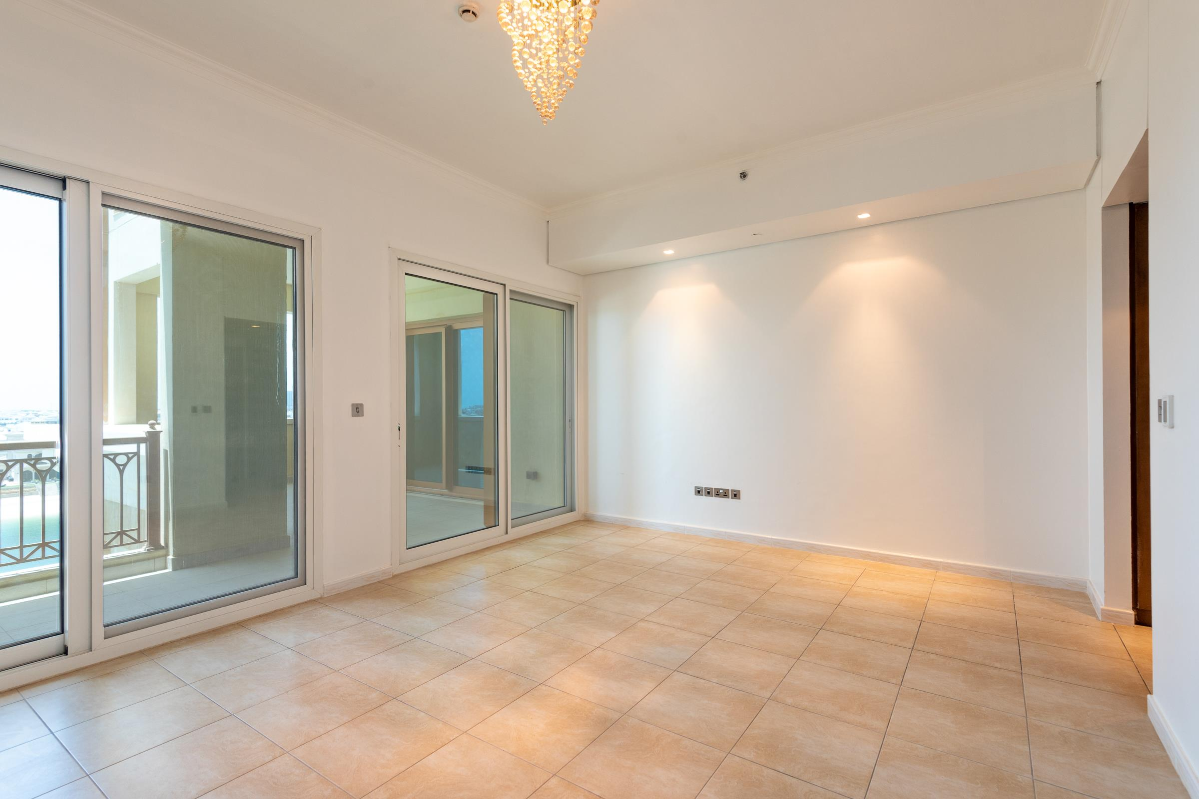 Spacious | Type A | Vacant Now | Sea View