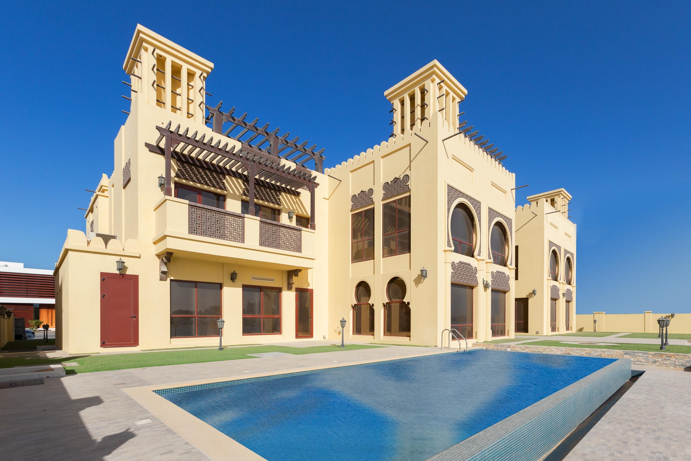 Custom Built Villa | Marina Skyline View