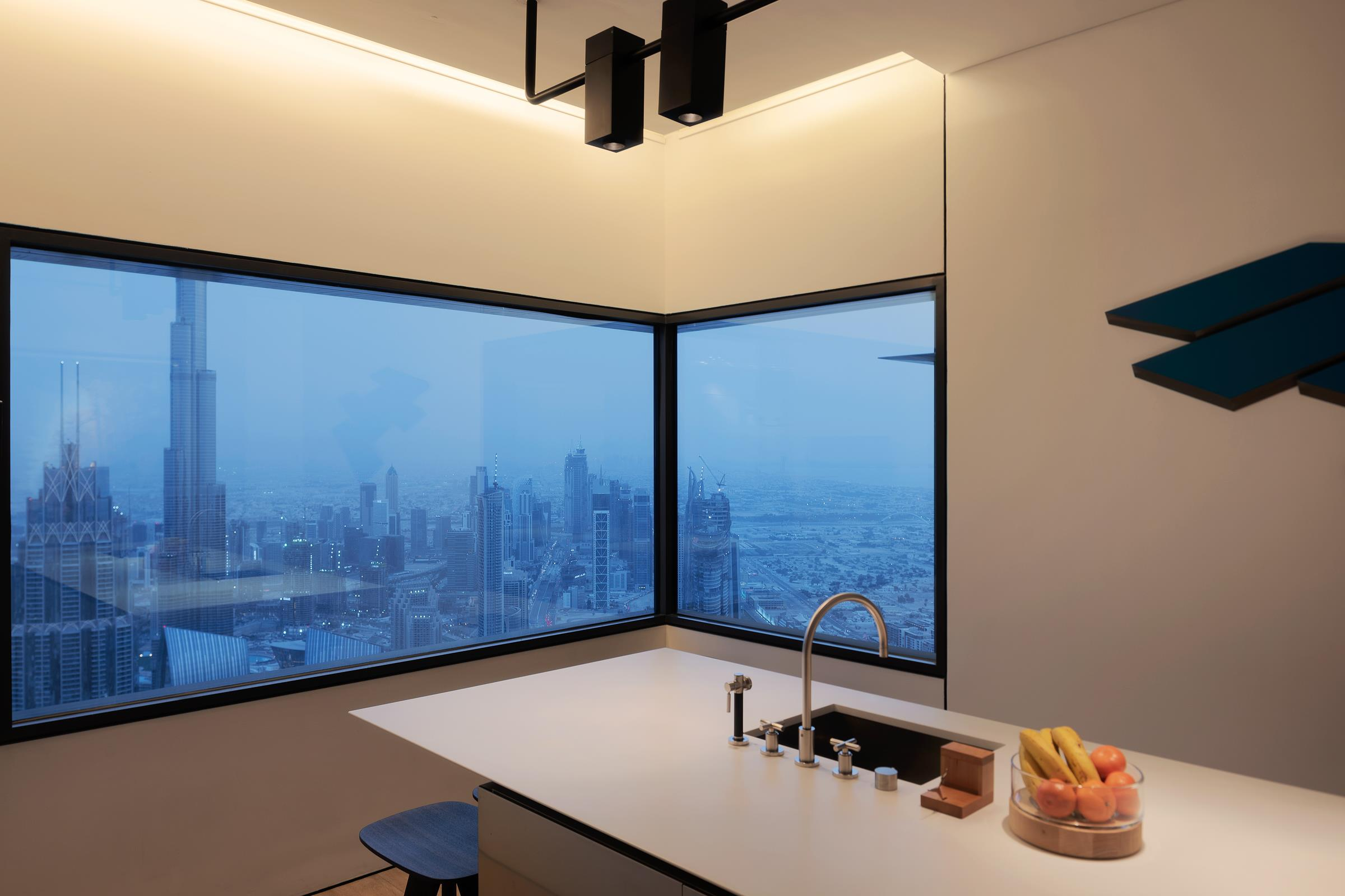 Exquisite Fully Renovated DIFC Penthouse