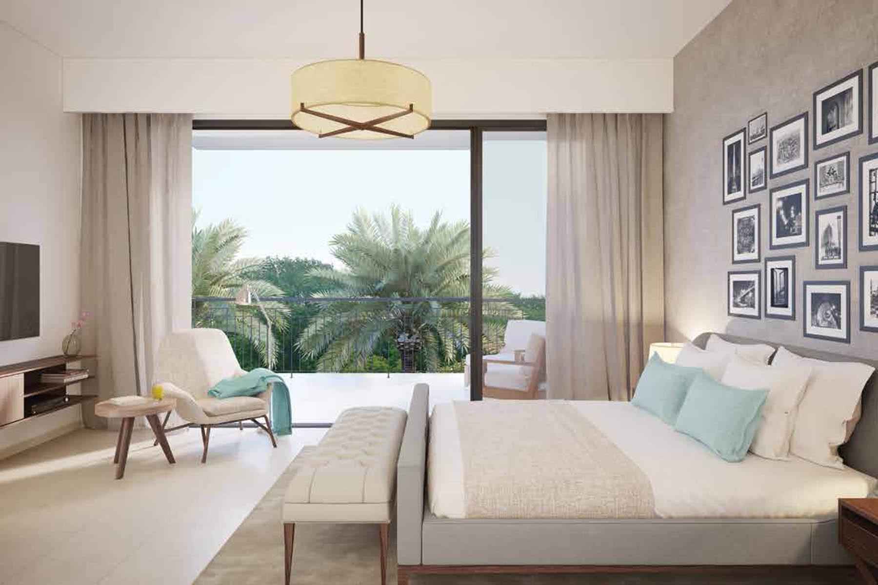 Sidra 5 Bedroom Corner Villa on the Park
