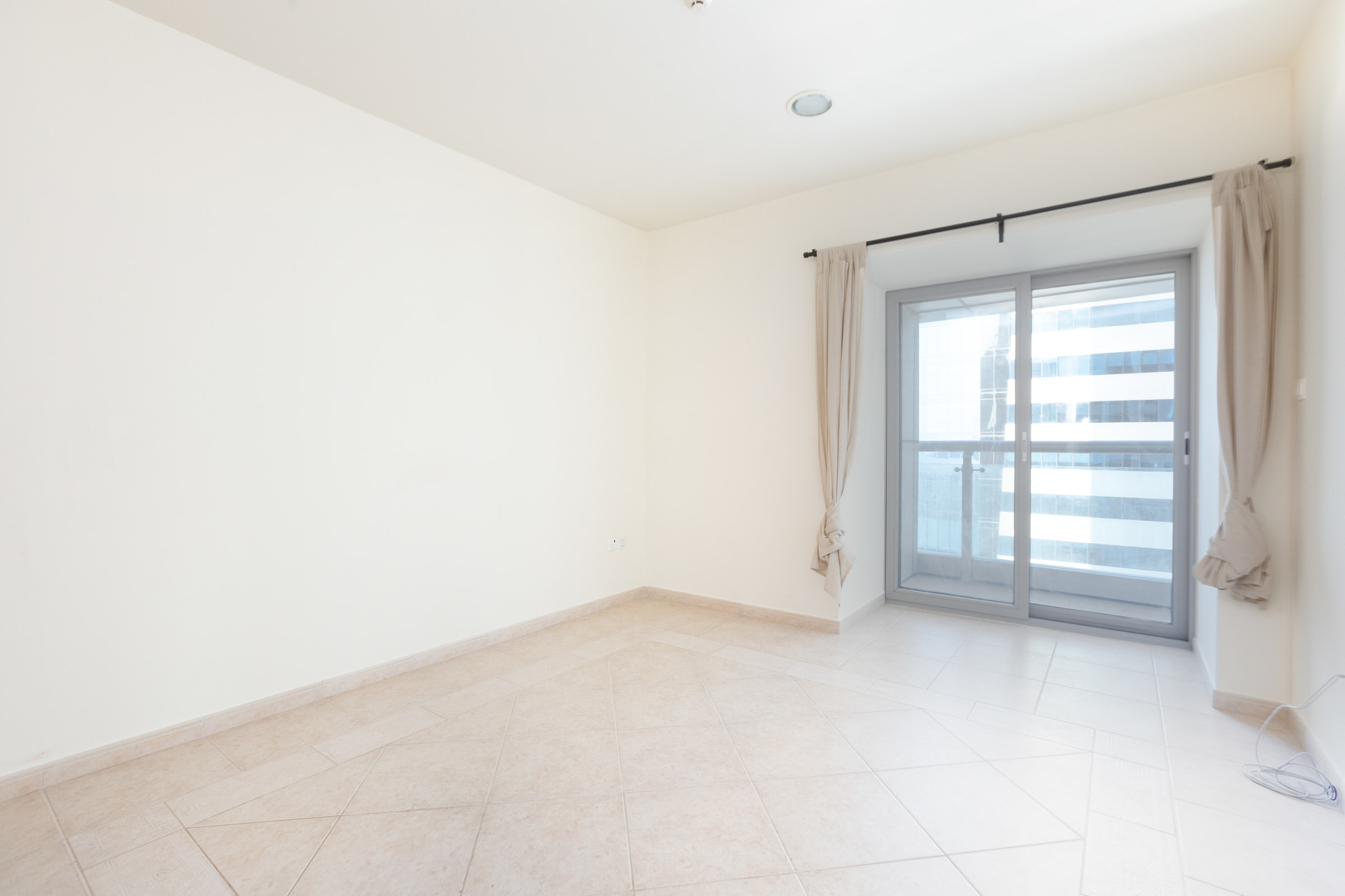Spacious One Bed Sea View Princess Tower