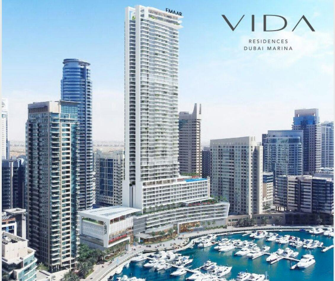 2 Bedrooms Apartment in Vida Residences