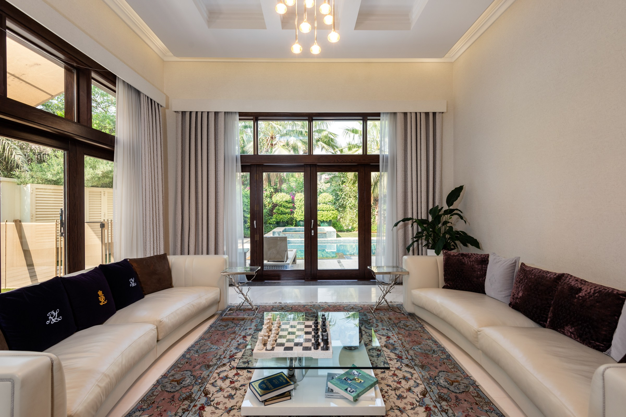 Luxury Upgraded   Furnished D Type Villa