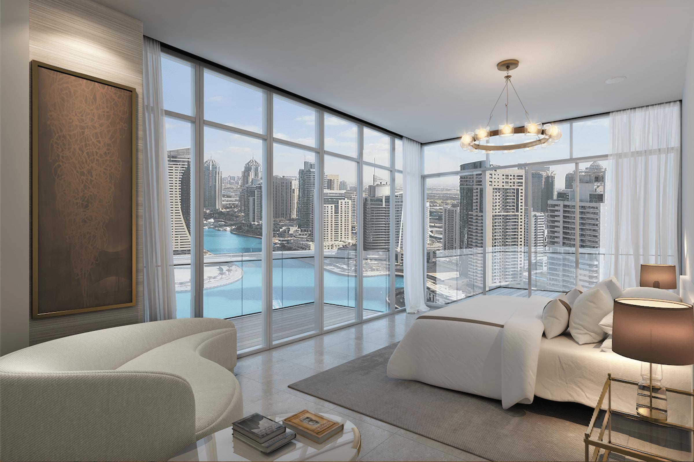 A Signature Duplex Penthouse with Expansive Views