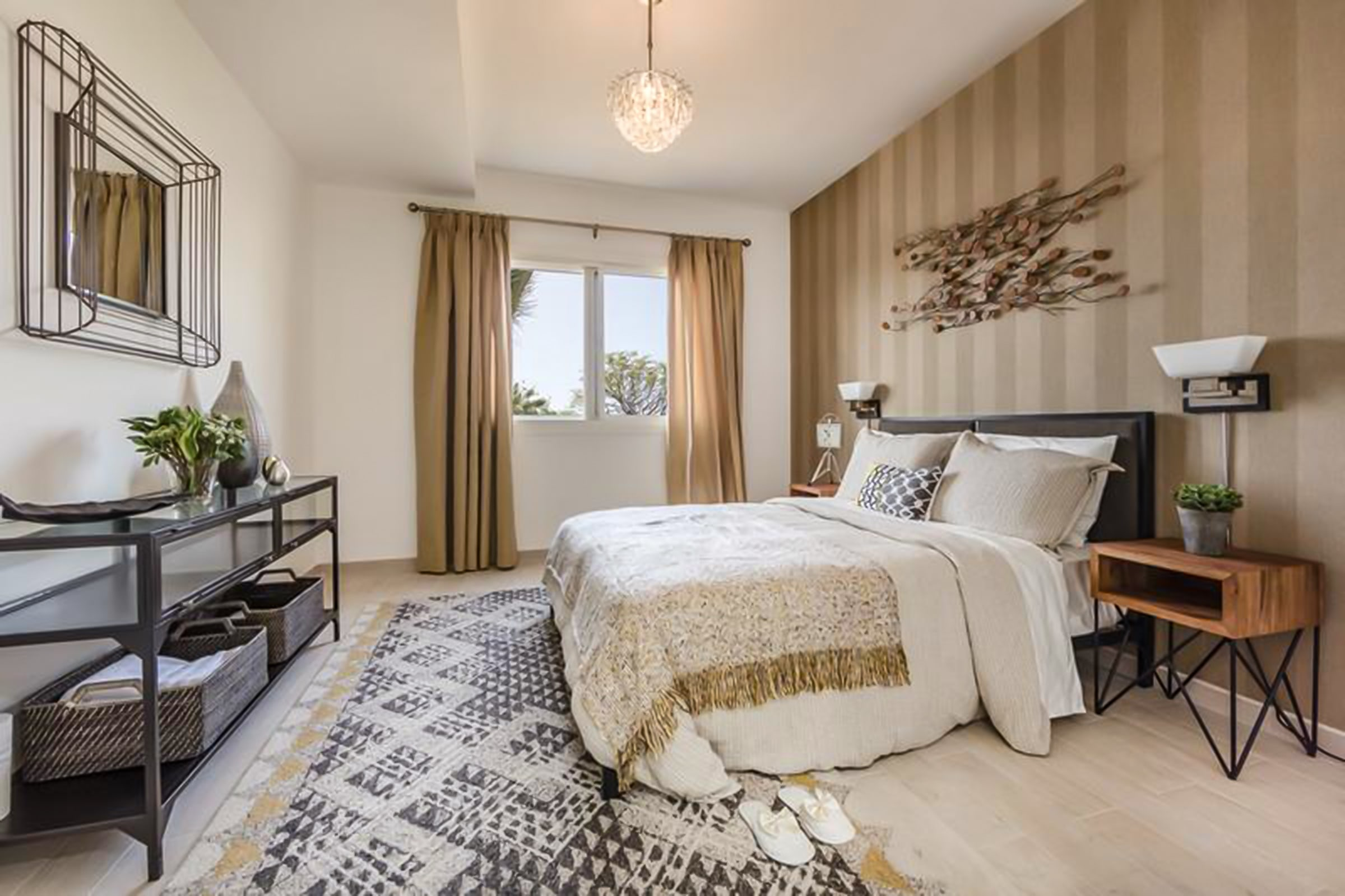 Brand new three bedroom|ready to move in
