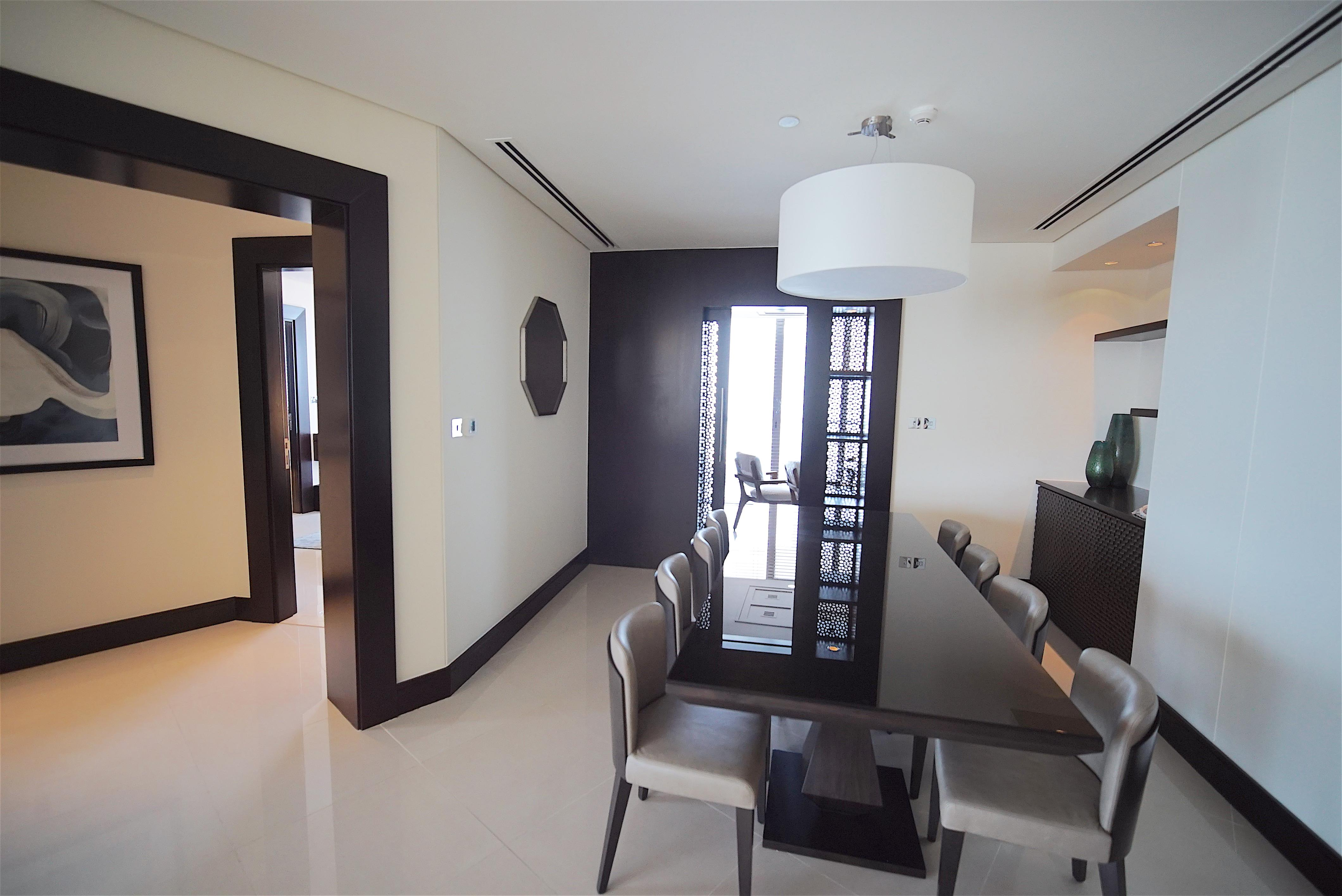Corner 2 Bedroom with Full Fountain View