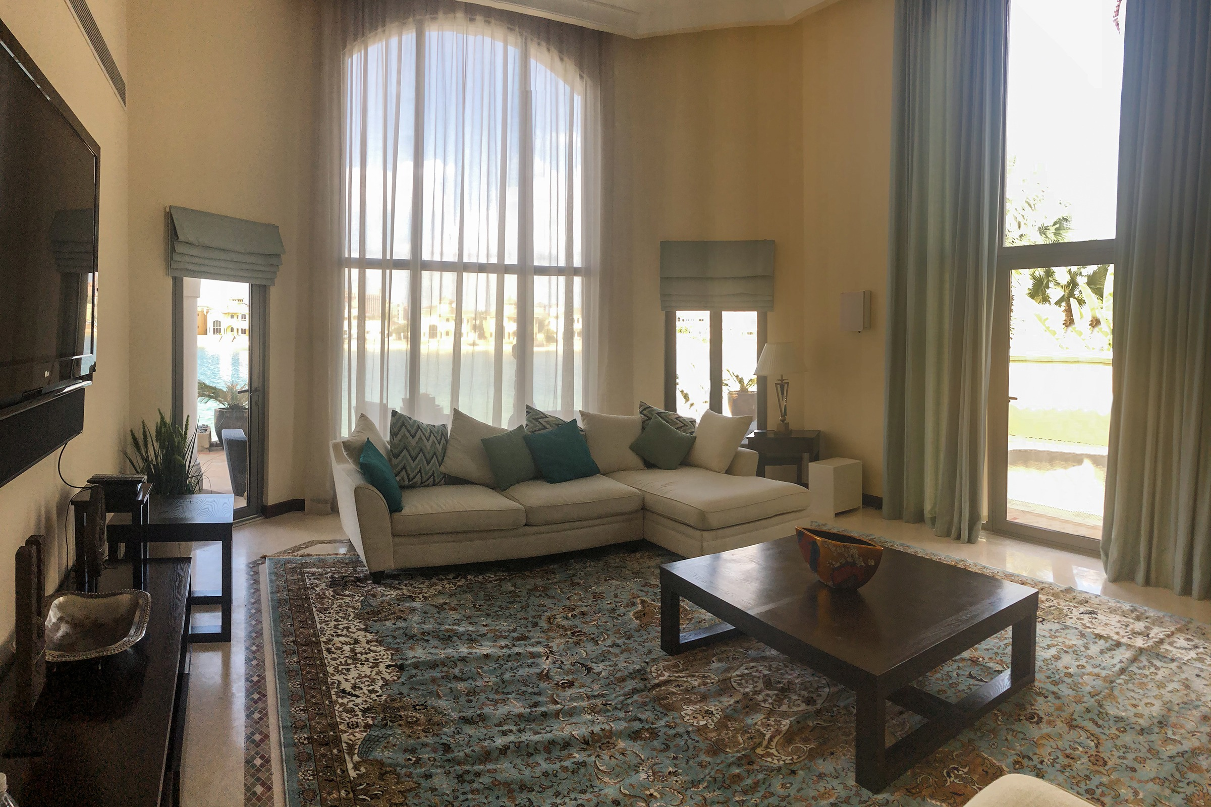 Fully Furnished | Atlantis view | High end