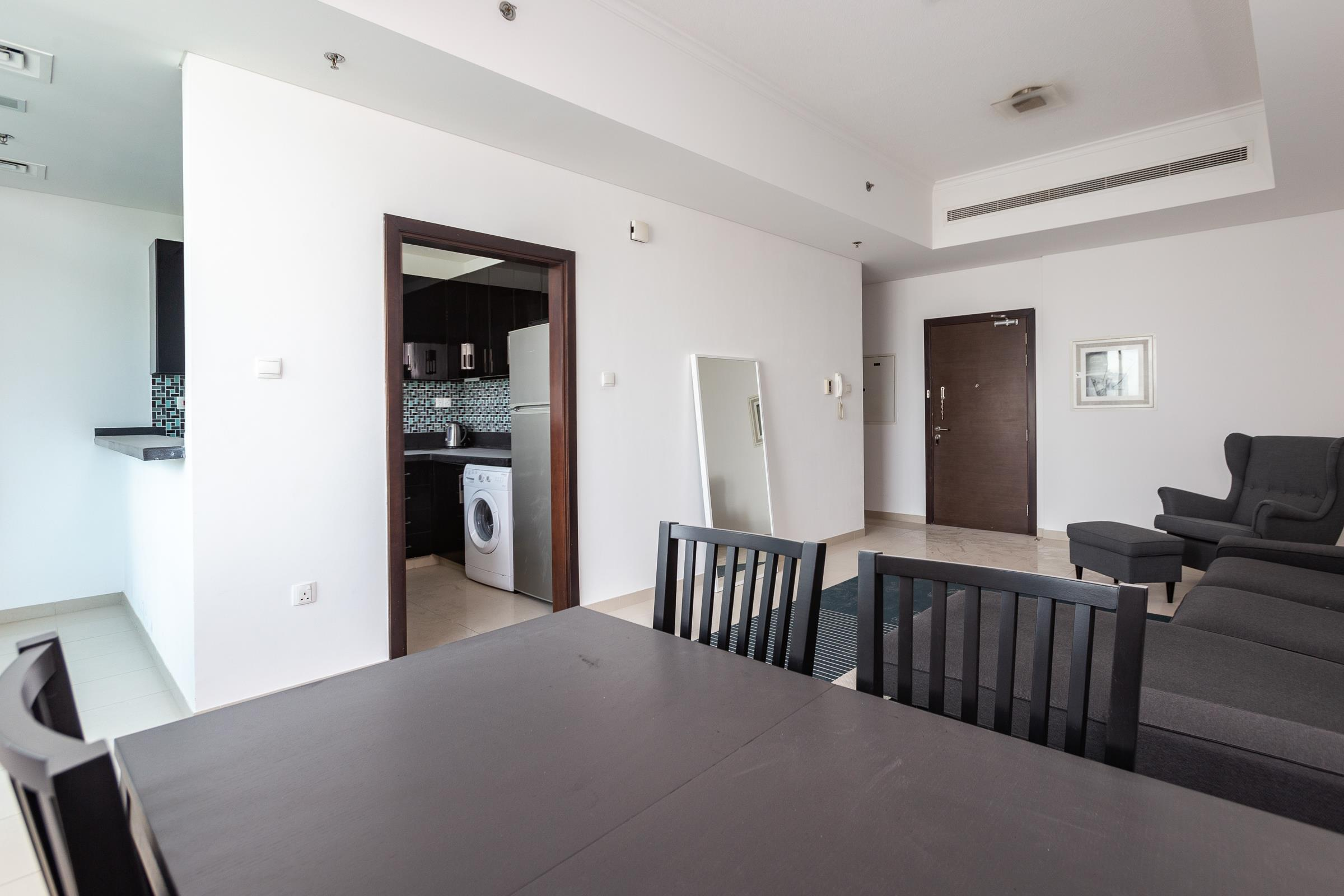 Full Marina View 2 bed in Botanica tower