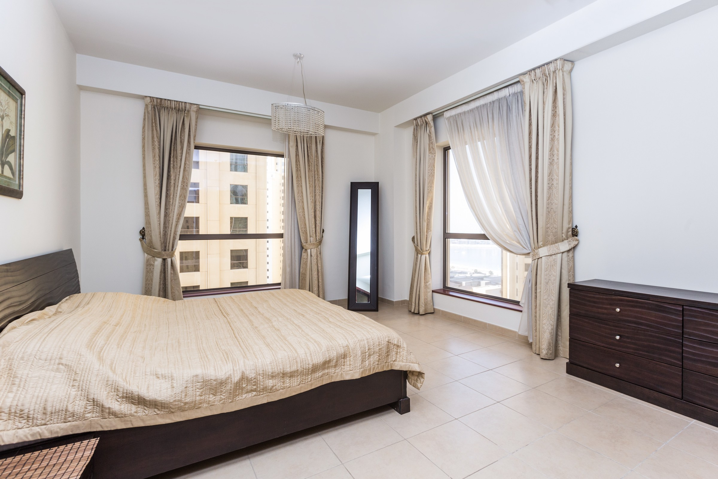 Well Maintained | Unfurnished with Balcony