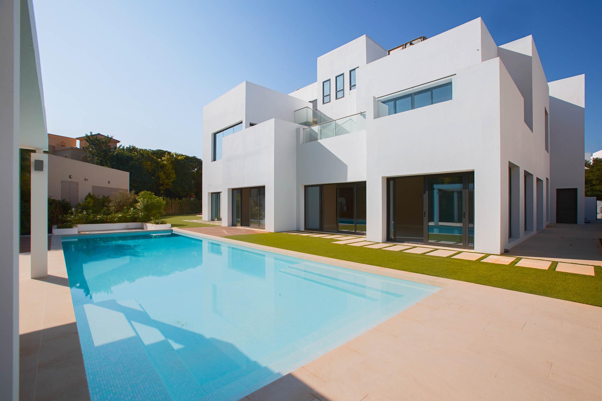 The Reserve Al Barari bespoke ready villa