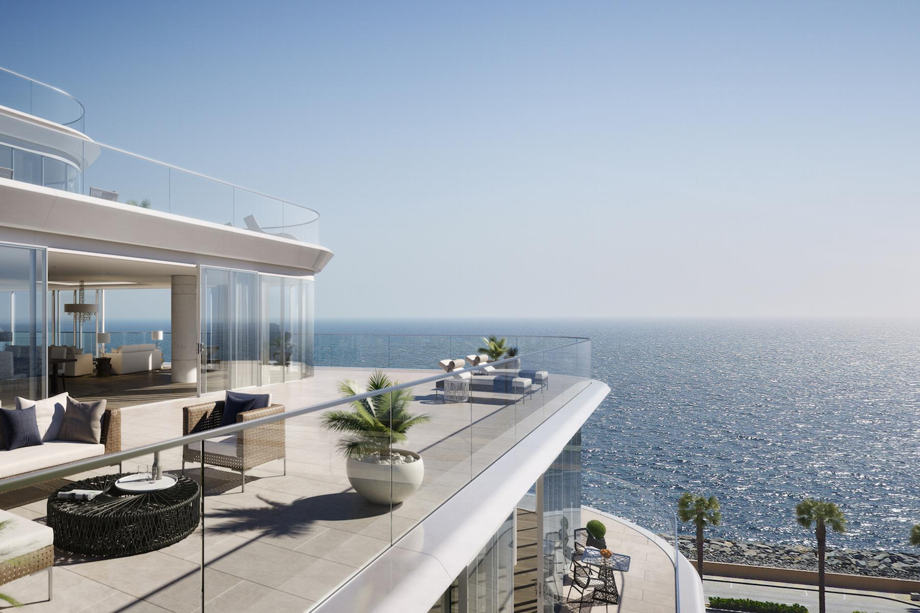 Alef Residence with Palm Views, Mansion 3