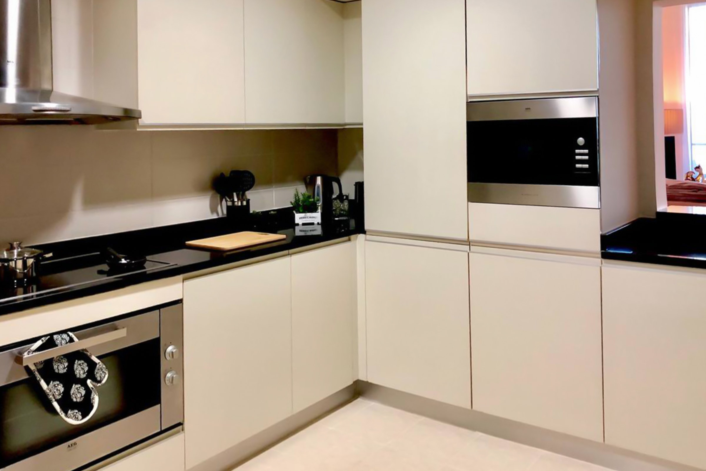 Upgraded | Furnished | Mid Floor | 3 Bed
