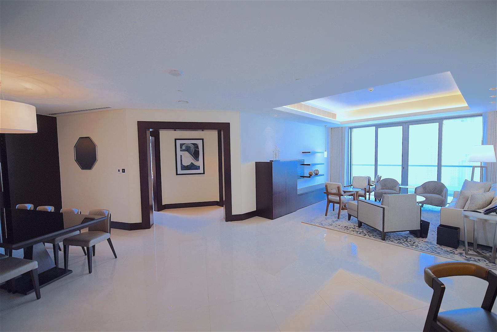 Address Downtown 1 Bed Full Fountain View