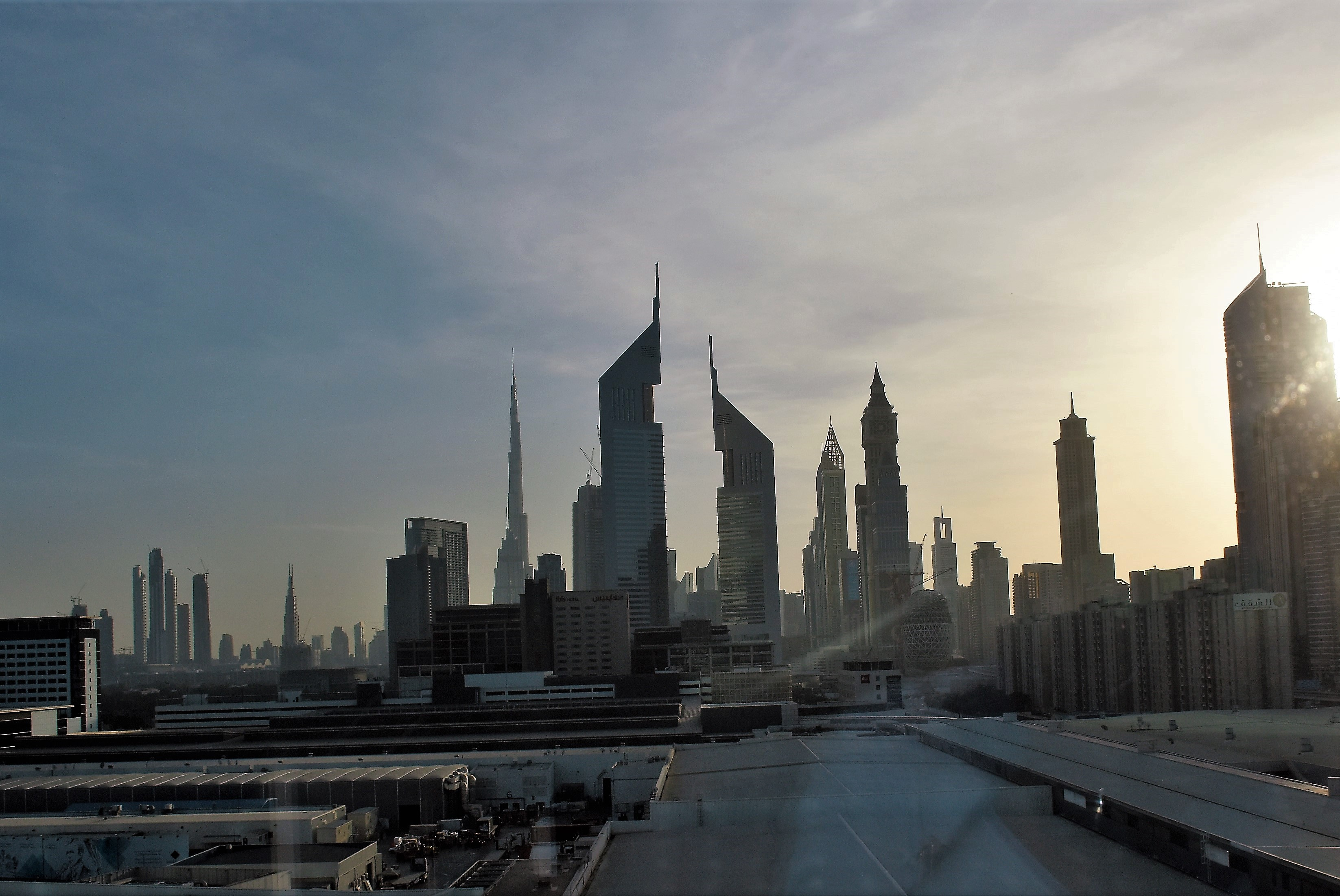 Burj Khalifa Skyline View | Duplex Unit