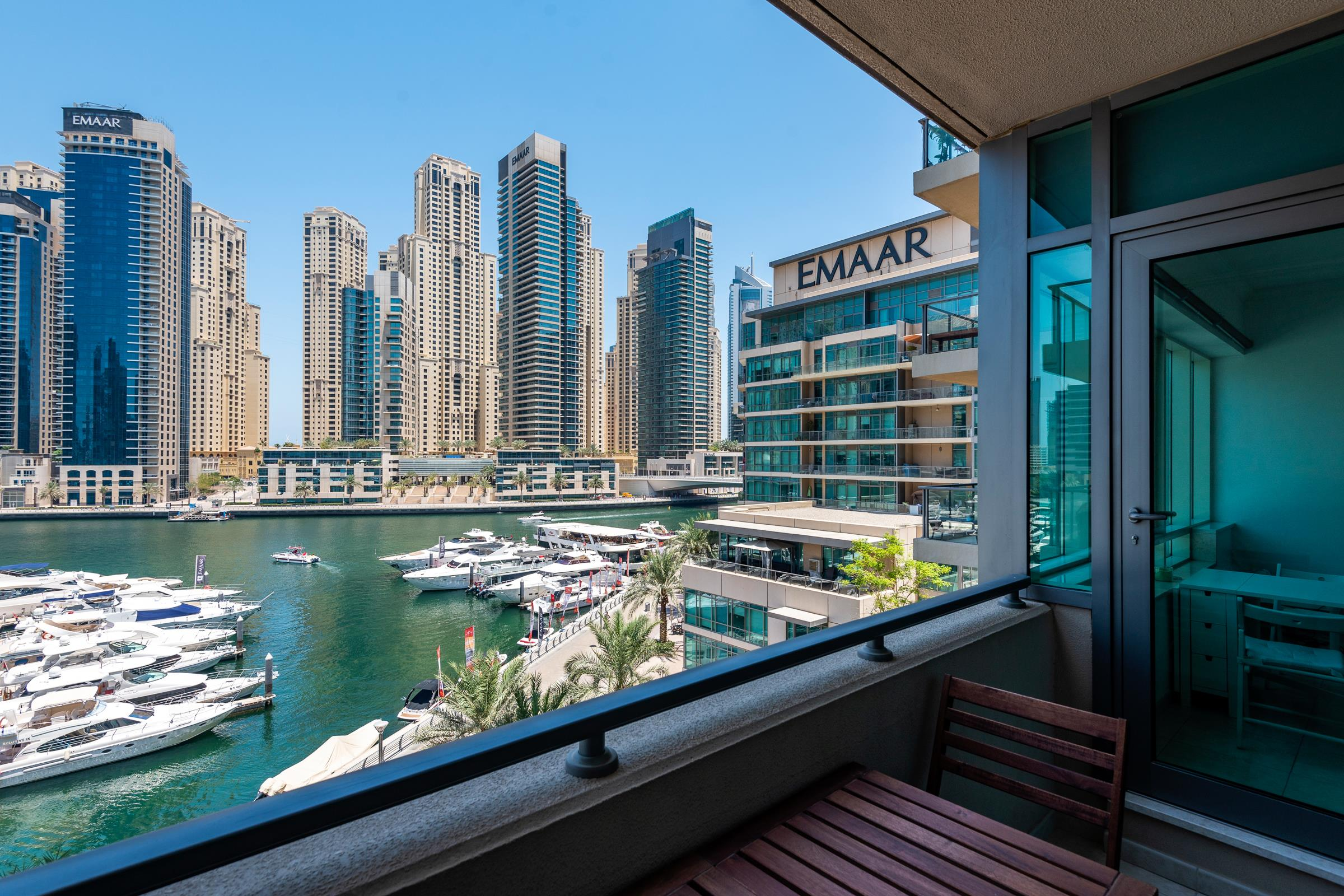 Full Marina Views | Rare Unit | Spacious
