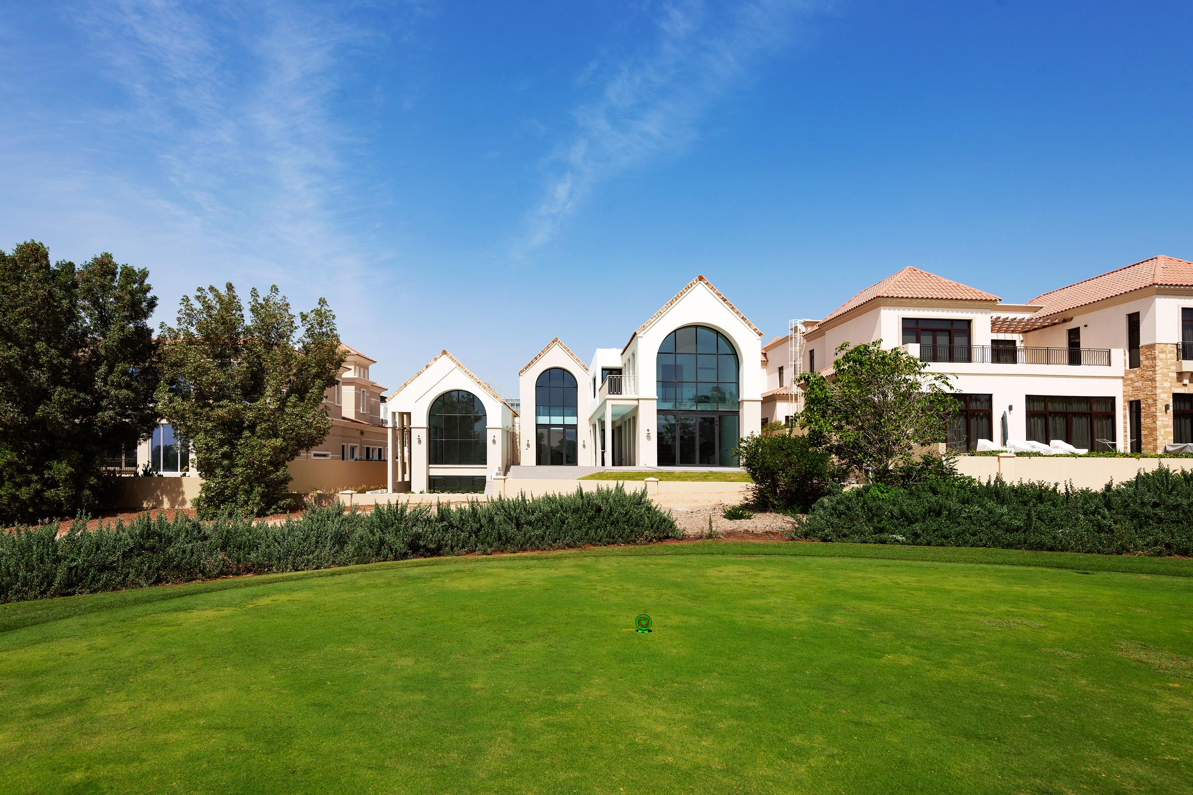 5 BR Luxury Custom Villa with Golf View