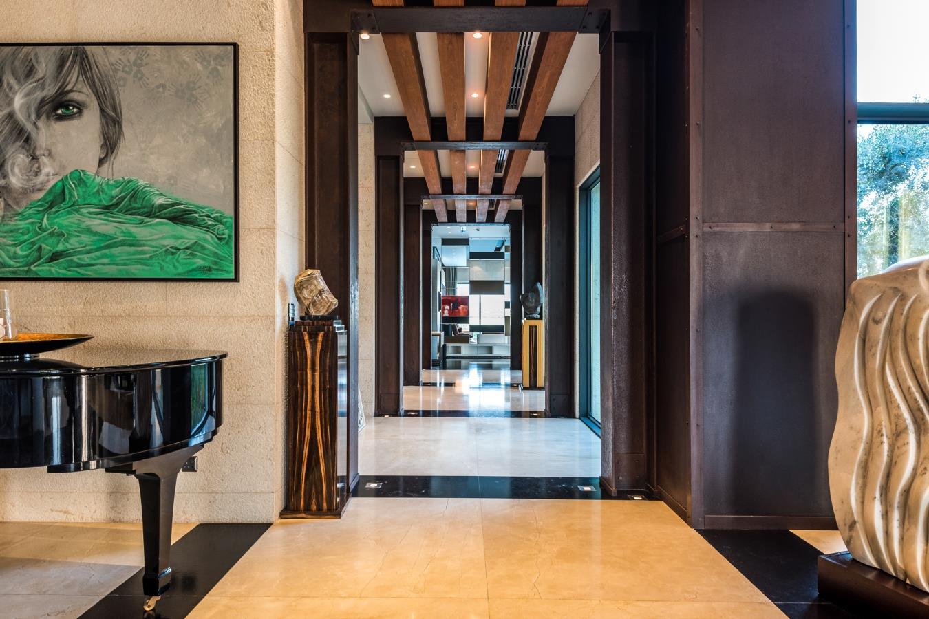 Exclusive 7 Bed Villa Golf Course Views