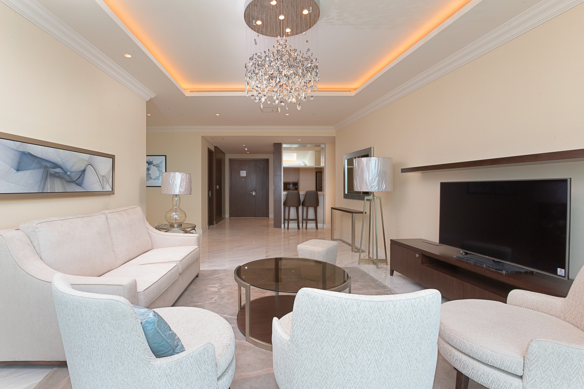 Fully Furnished Four Bedroom Penthouse