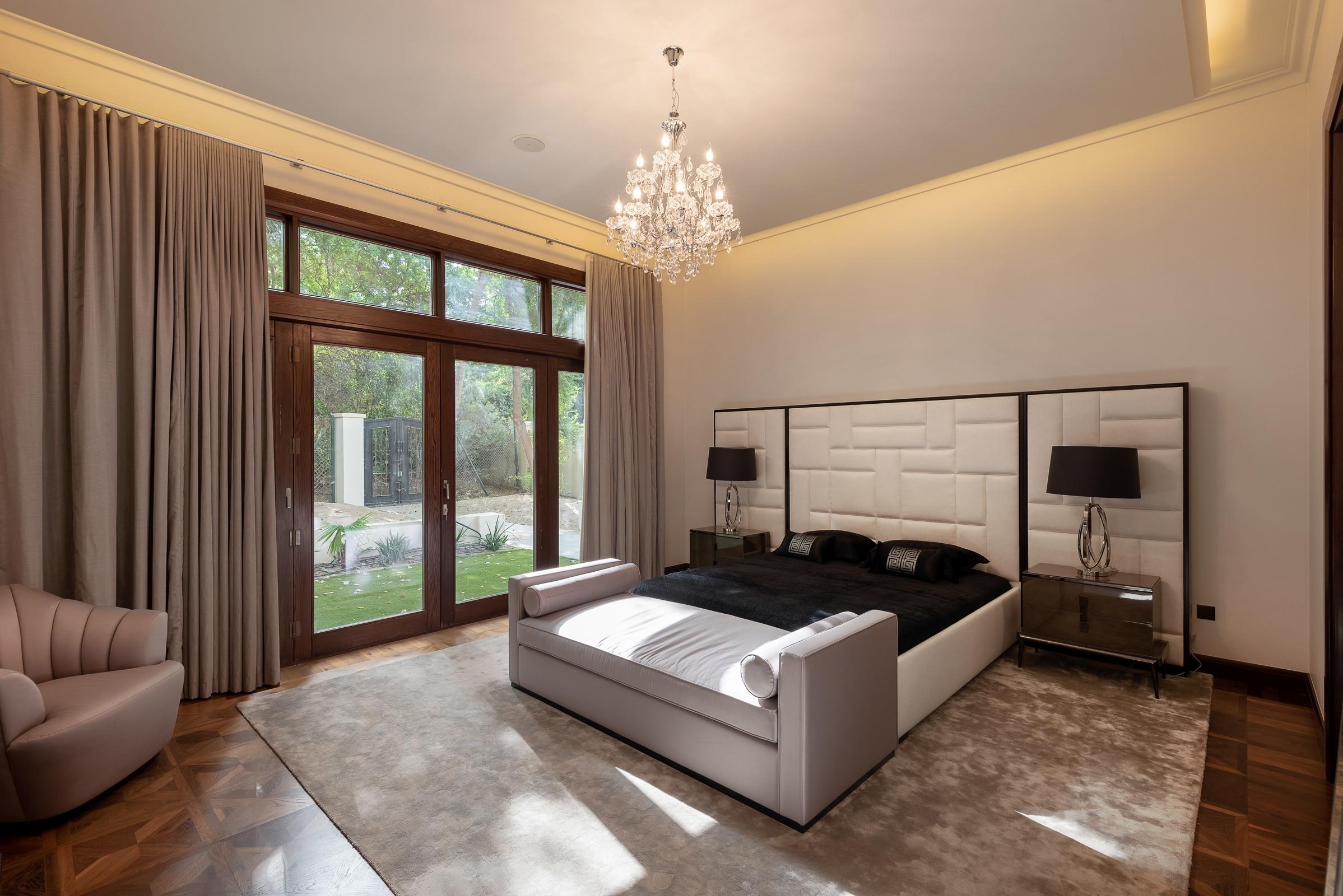 Furnished Upgraded Villa on a Huge Plot