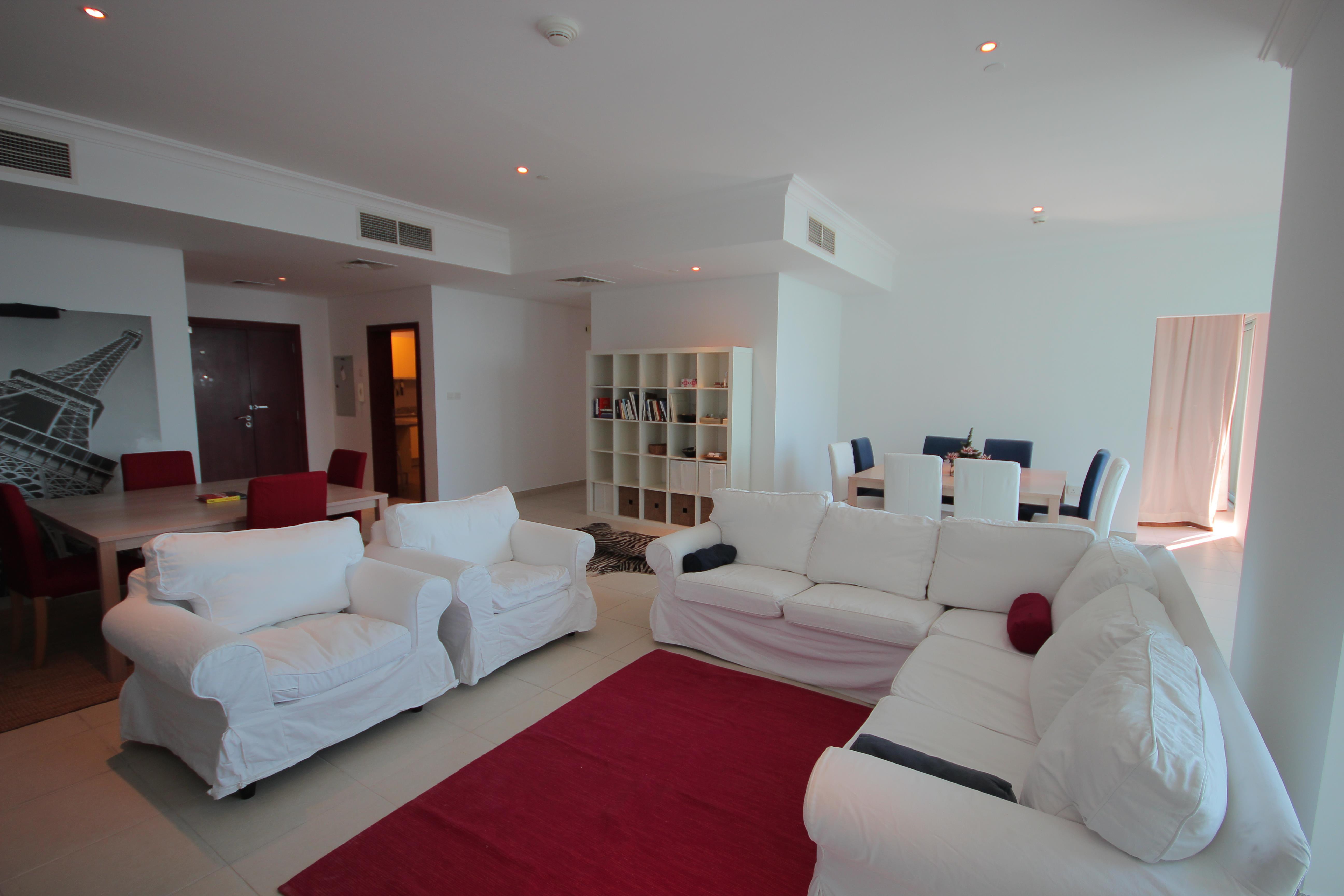 Furnished | High Floor | Marina Heights