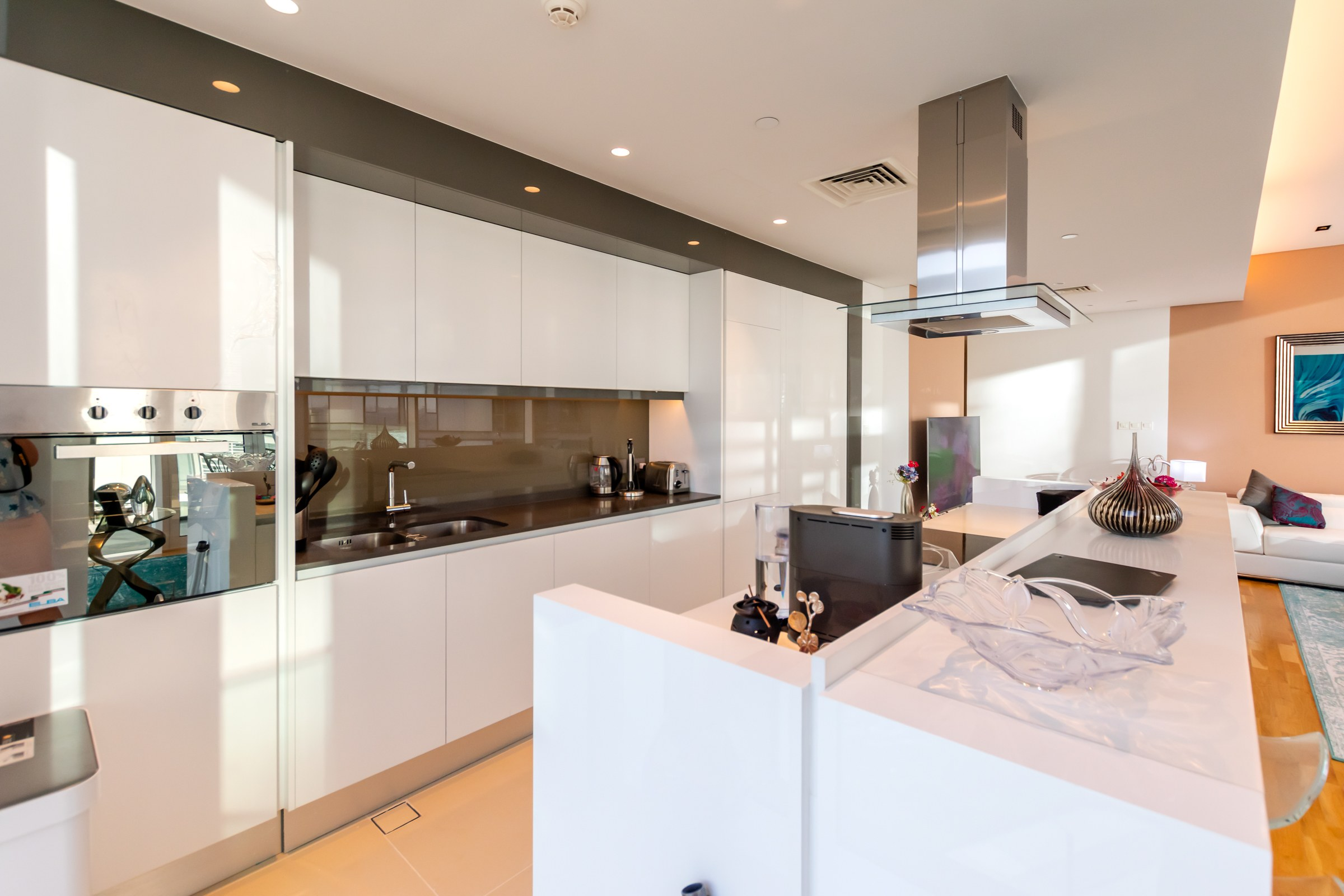 Brand new | Fully furnished | Sea views