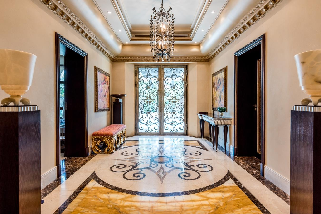 Full Golf Course View Emirates Hills Family Villa