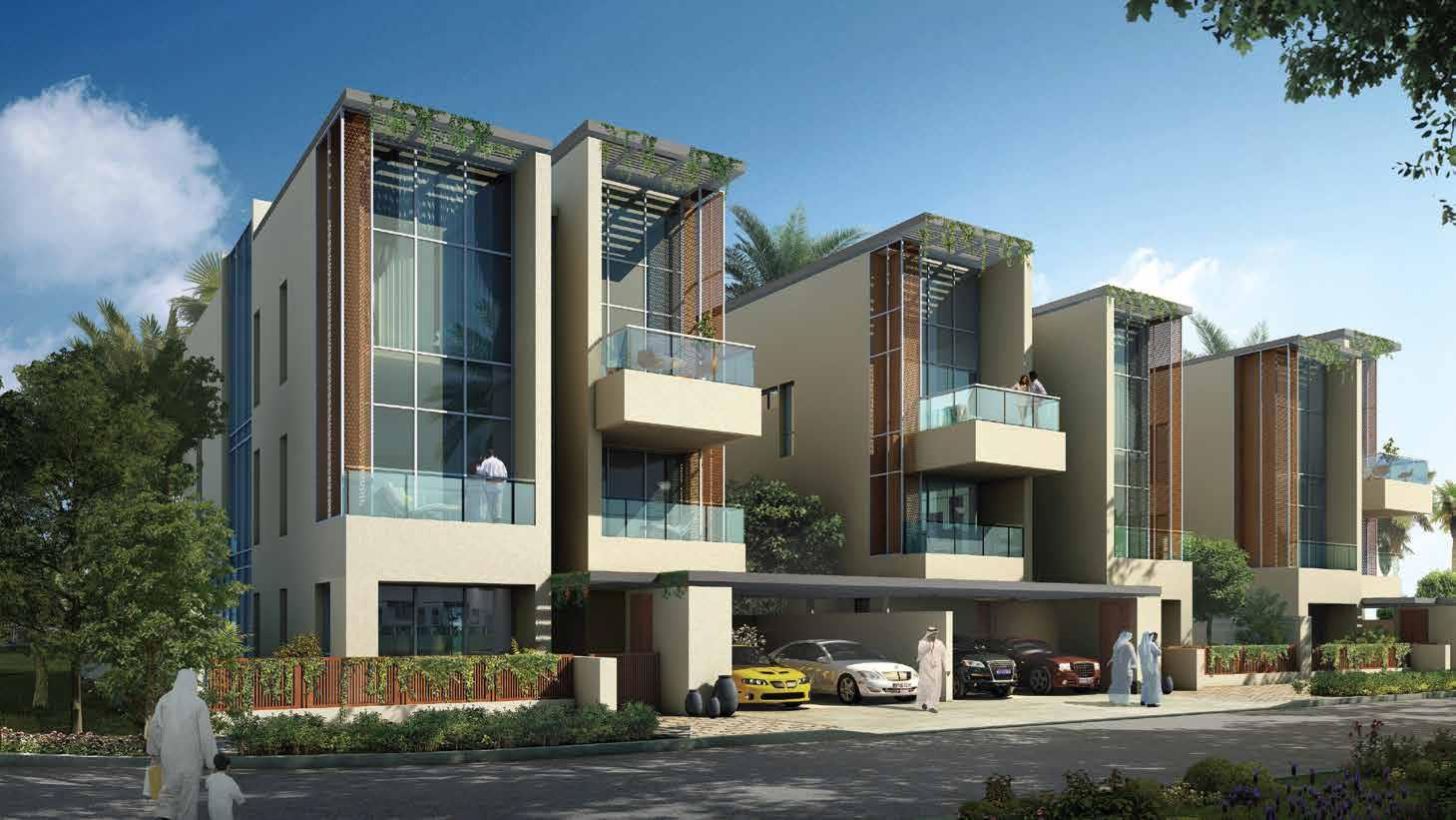 Contemporary 6 Bed Independent Villa in MBR